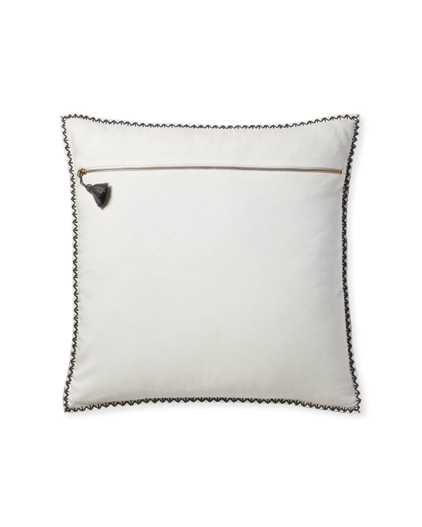 Jamesport Pillow Cover, Fog