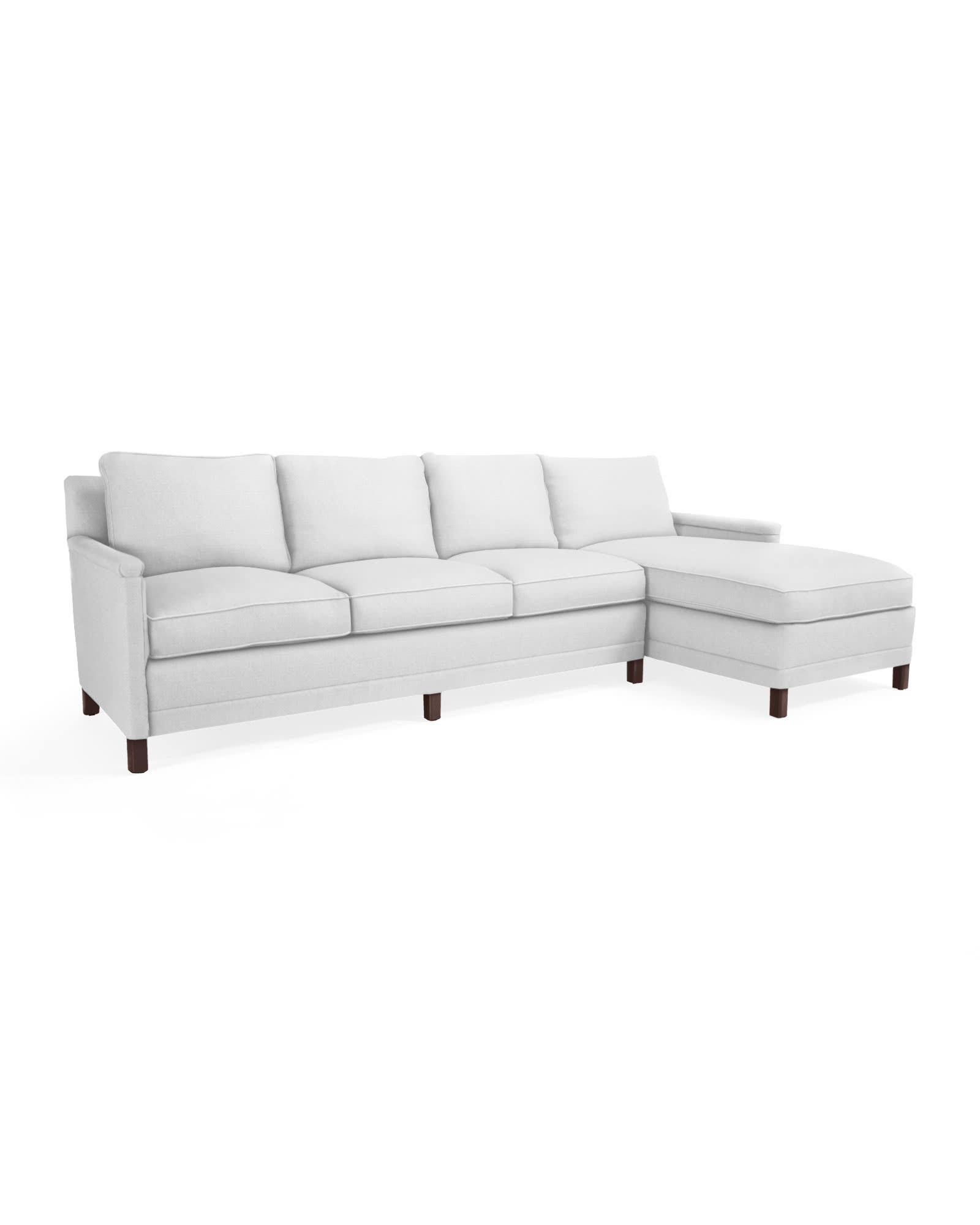 Spruce Street Right-Facing Chaise Sectional
