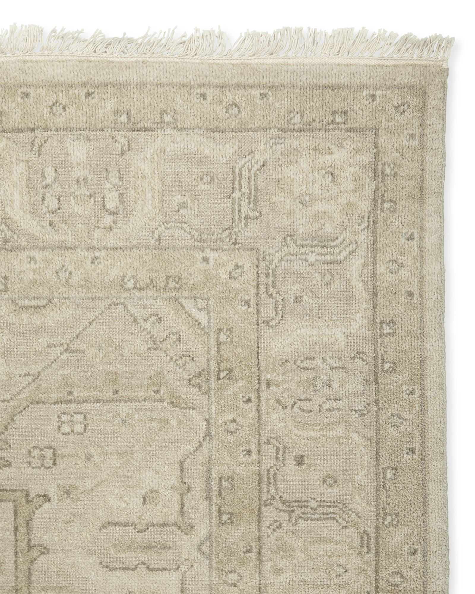 Ansley Hand-Knotted Rug,
