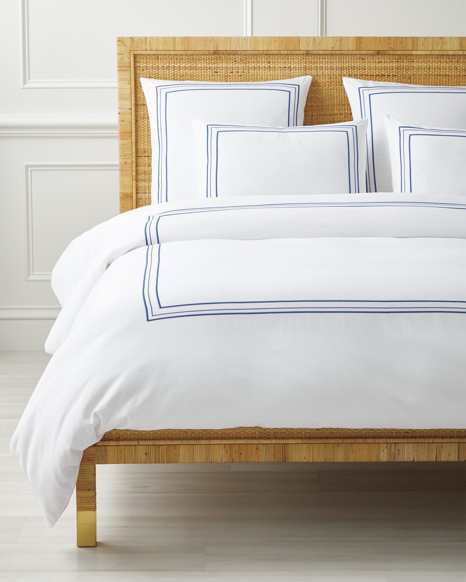 Soho Duvet Cover, French Blue