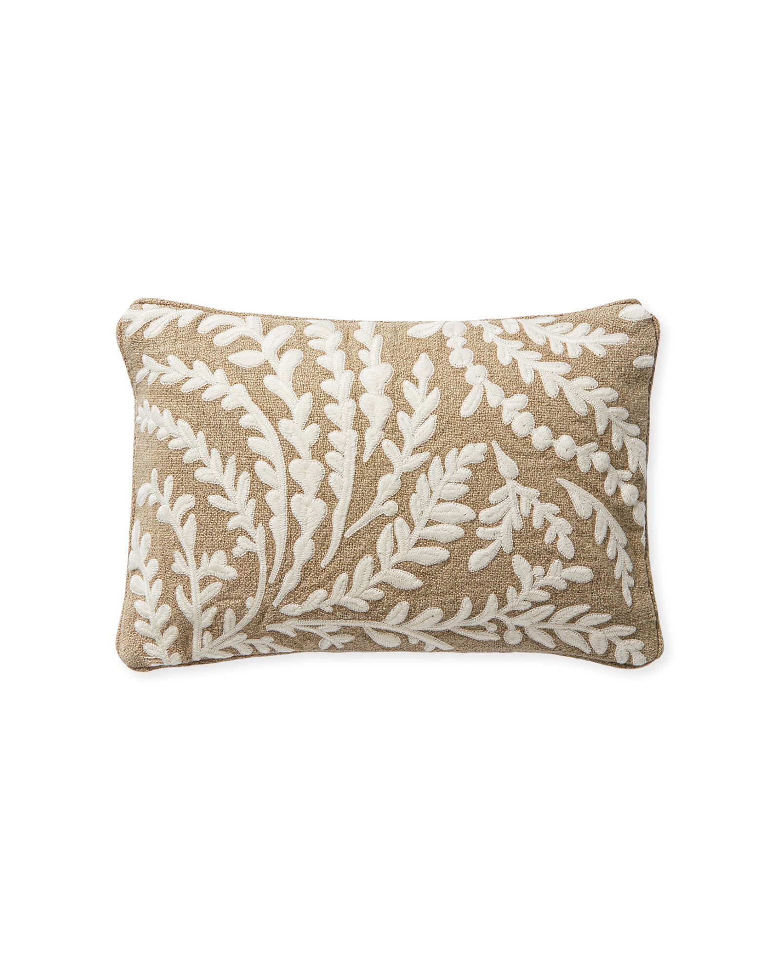 Brookings Pillow Cover, Flax