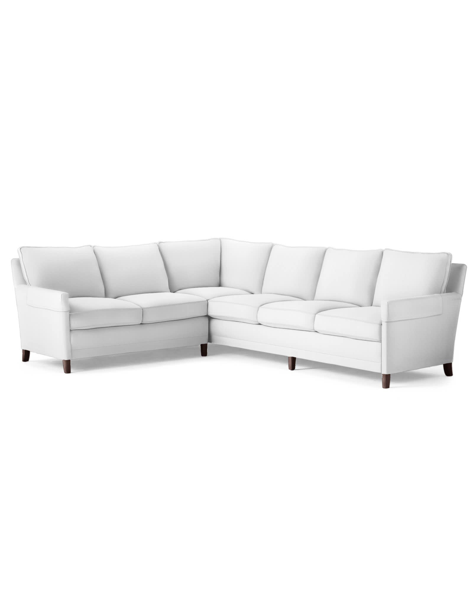 Spruce Street Left-Facing L- Sectional ,