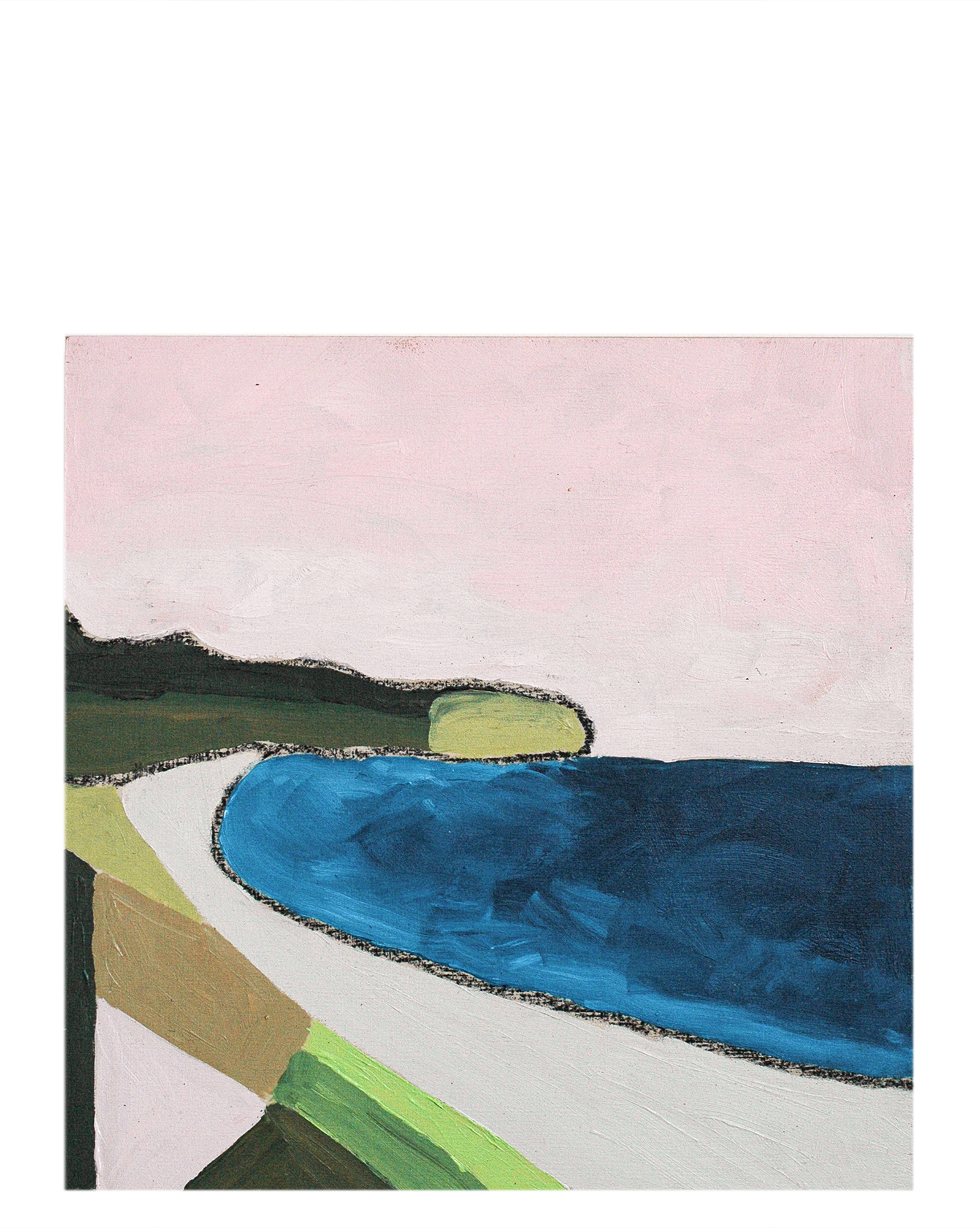 """Seaview"" by Lauren Johnson,"