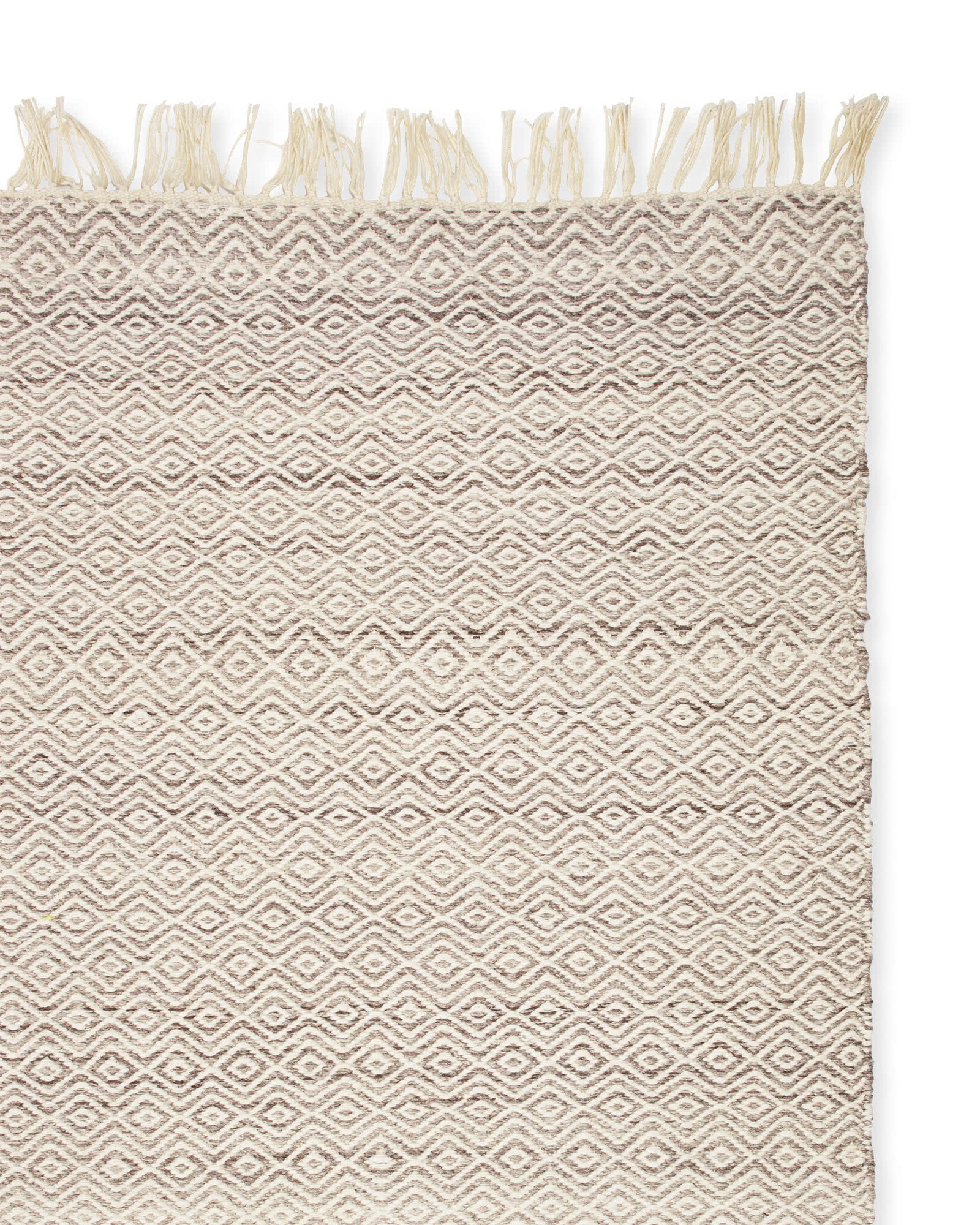 Seaview Rug Swatch, Earth