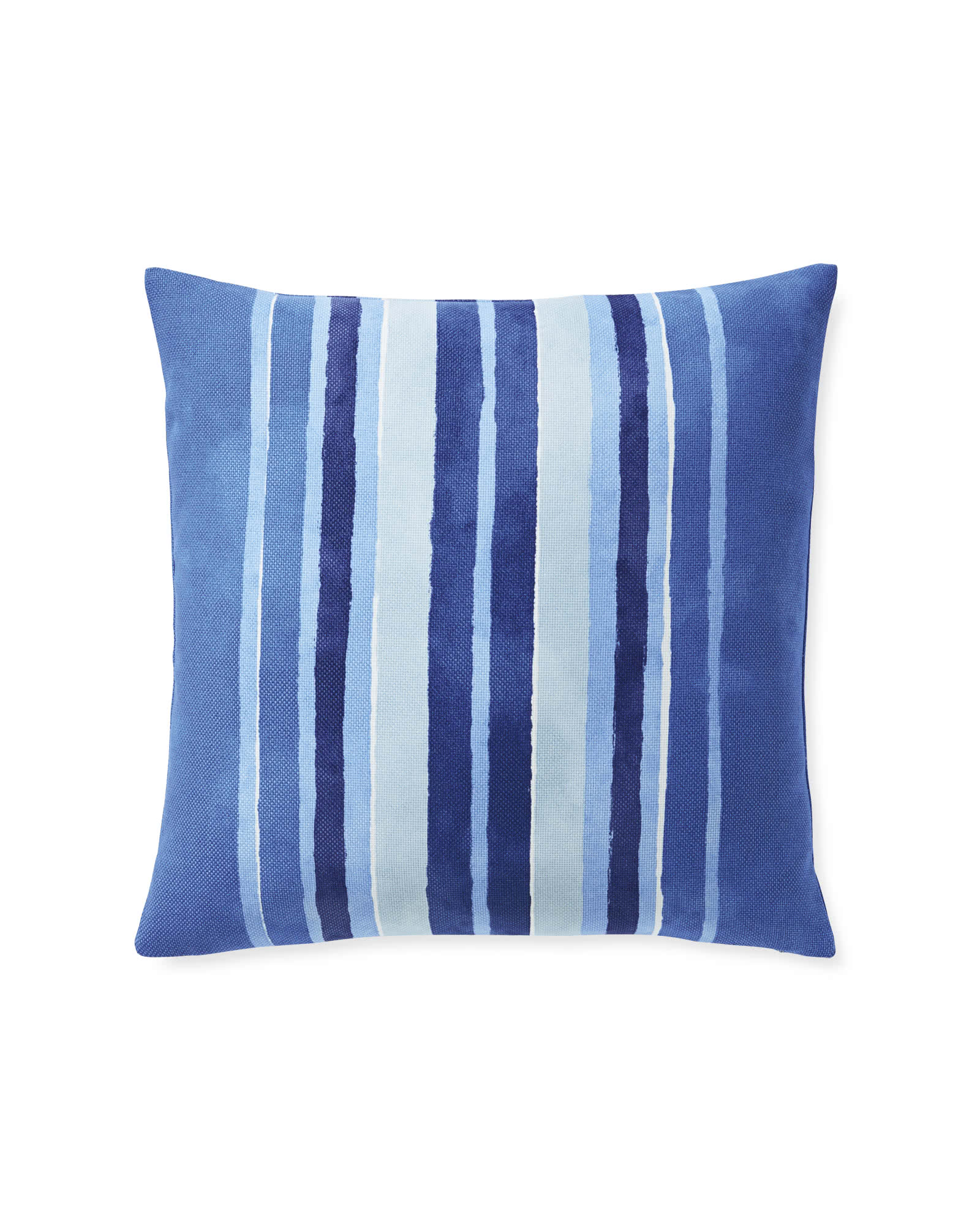 Sonoma Stripe Outdoor Pillow Cover,
