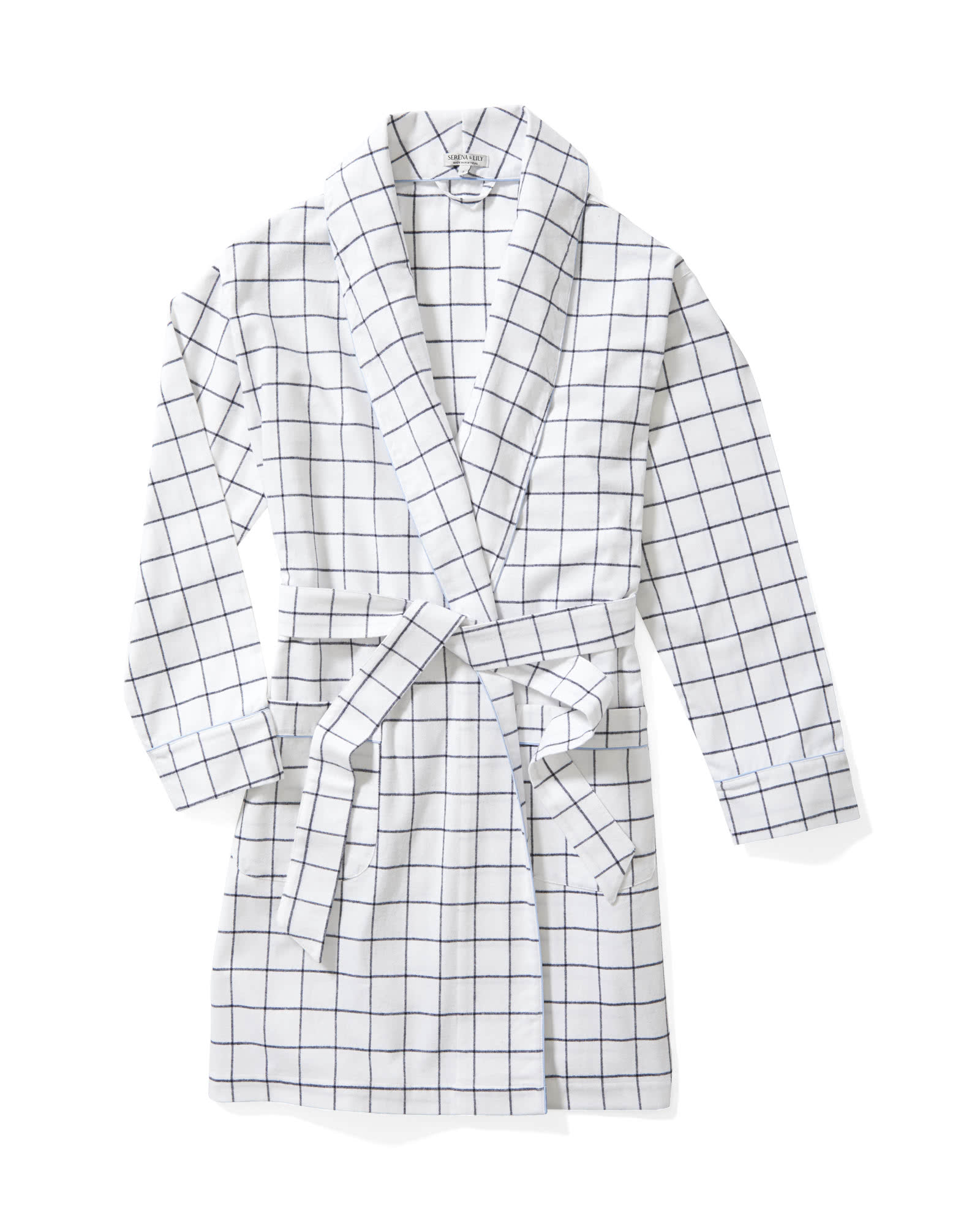 Harbor Flannel Robe,