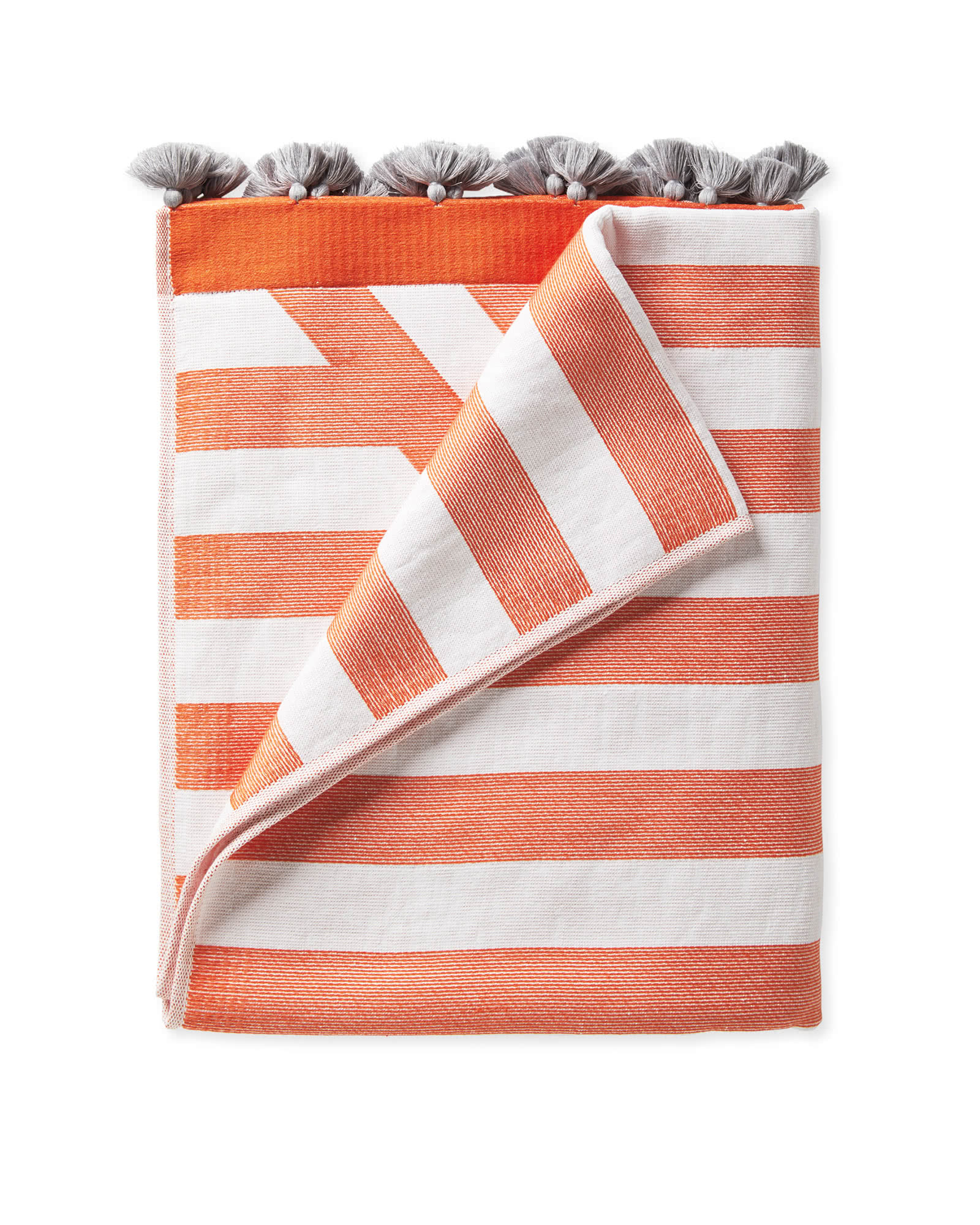 Sydney Beach Towel, Papaya