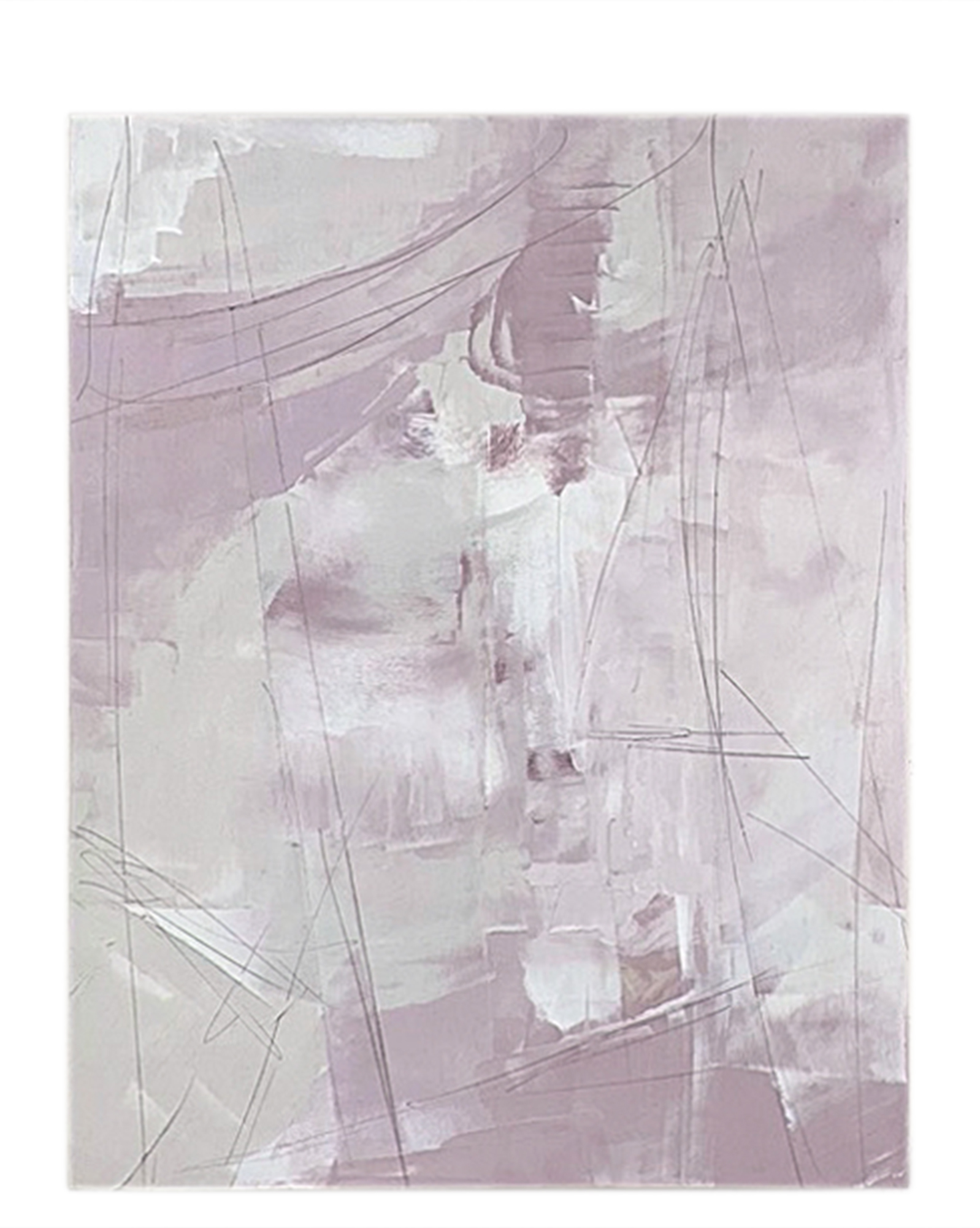 """""""Cool Pink lll"""" by Tracey Kafka,"""