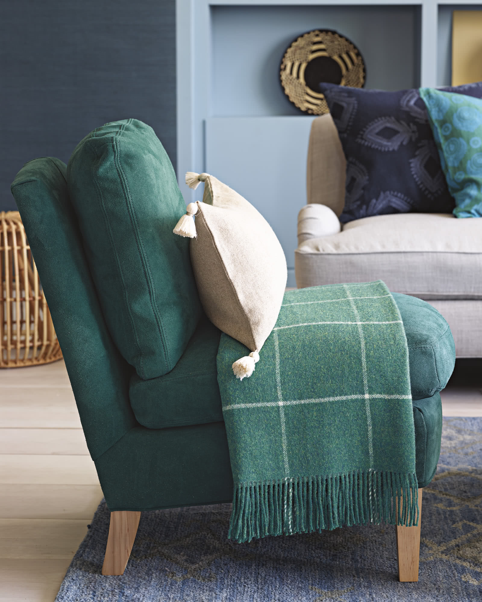 Watson Slipper Chair,