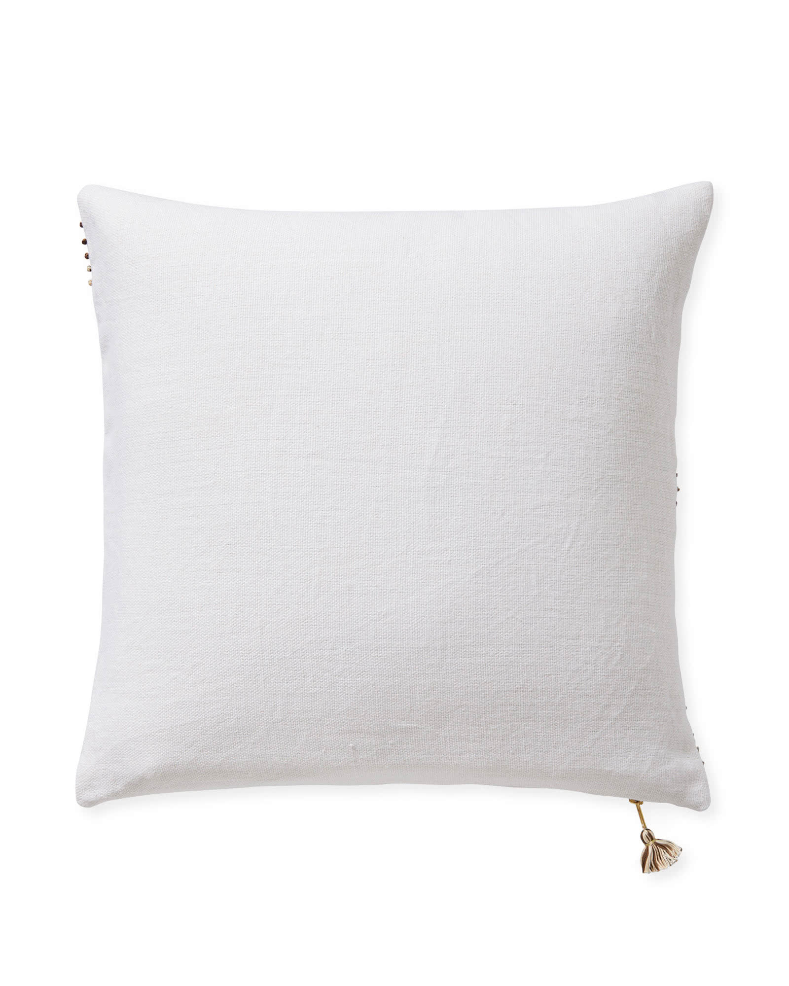 Pryce Pillow Cover, Ivory