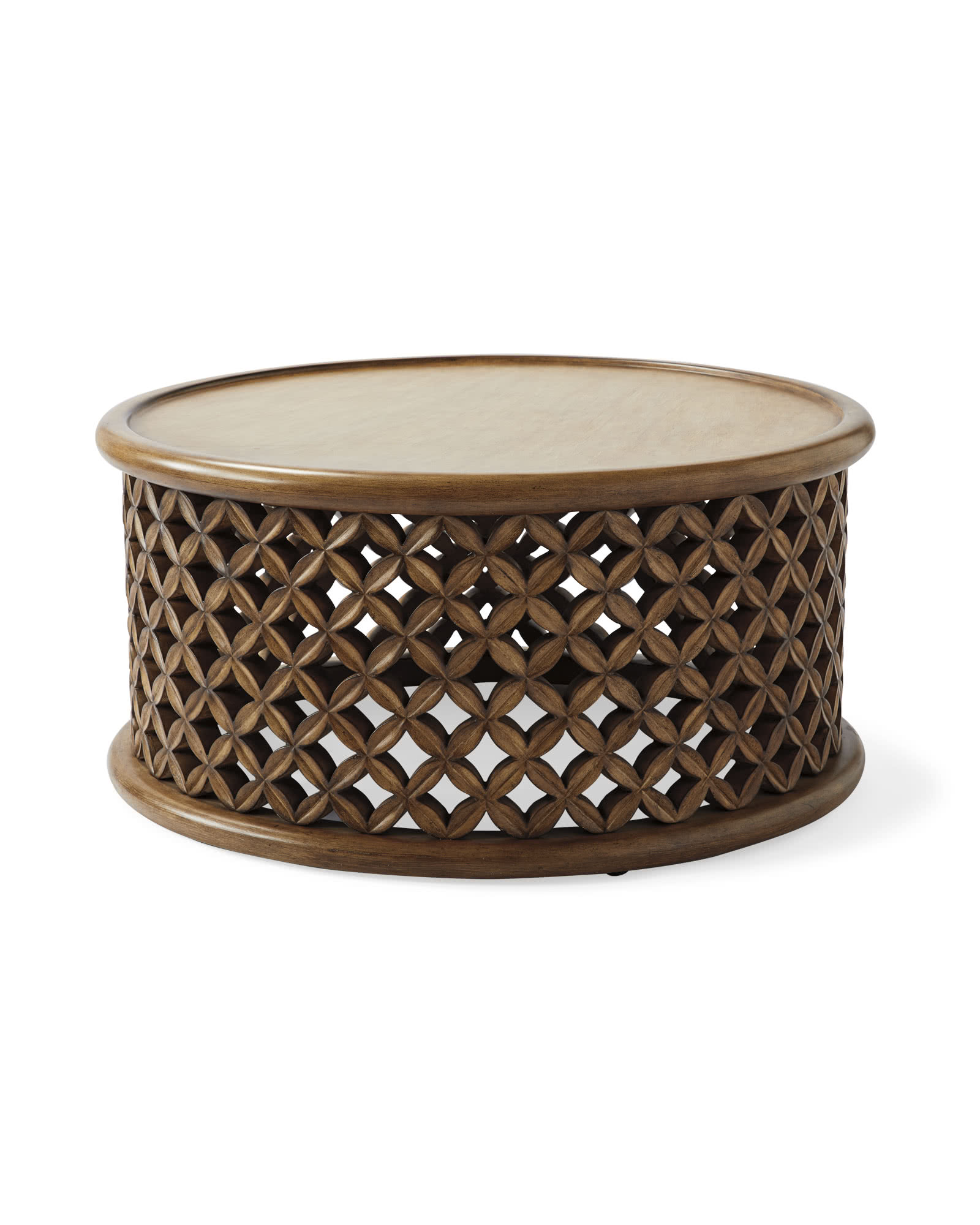 Bamileke Outdoor Coffee Table,