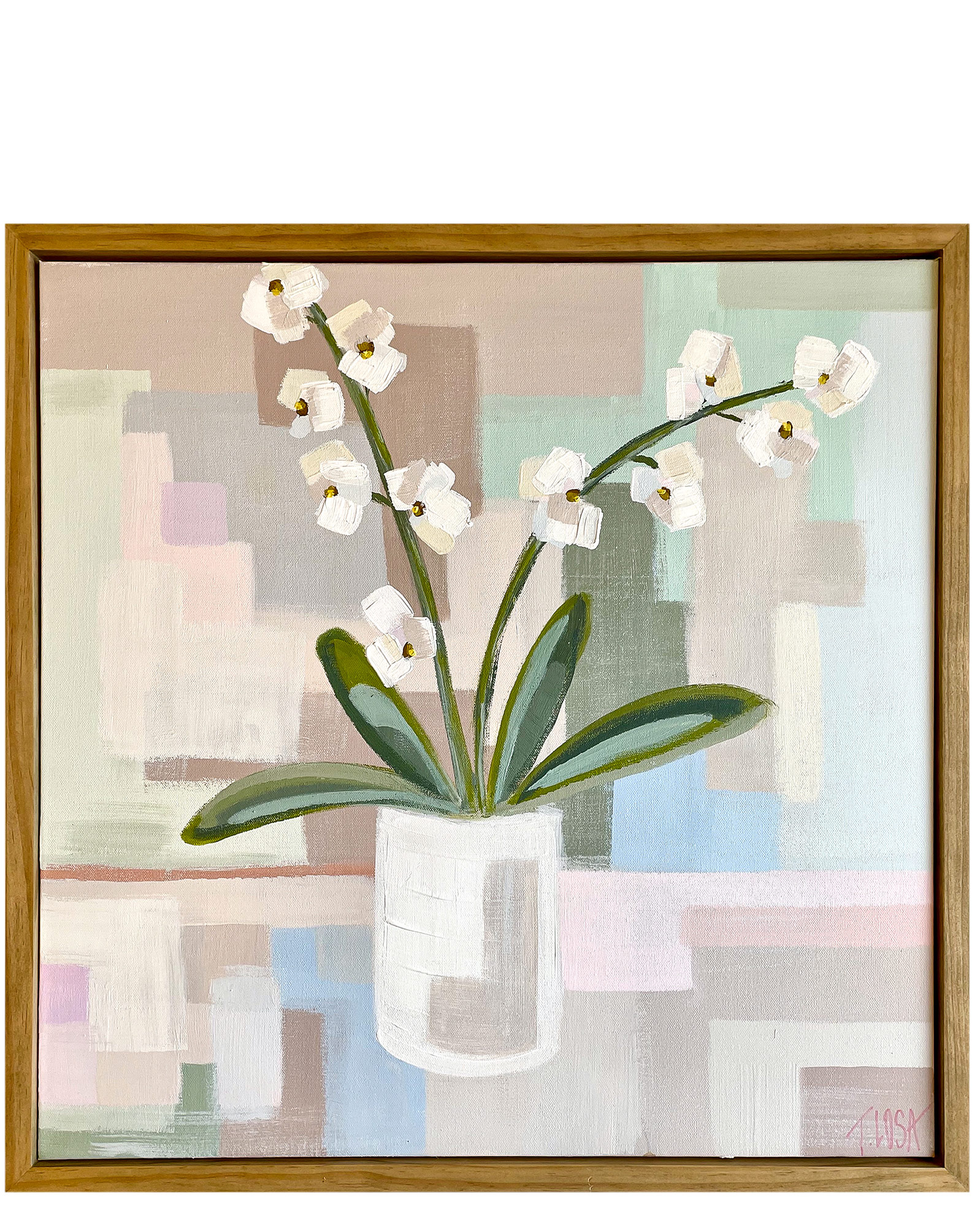 """""""Orchid 1"""" by Theresa Losa,"""