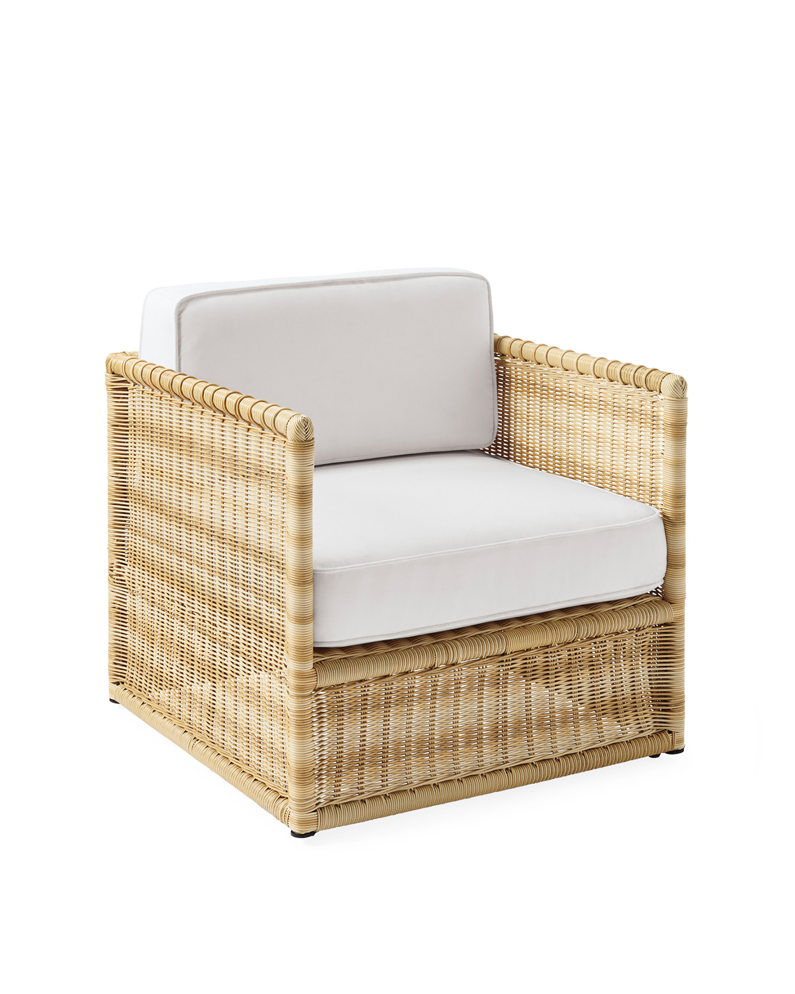 Pacifica Lounge Chair - Light Dune,