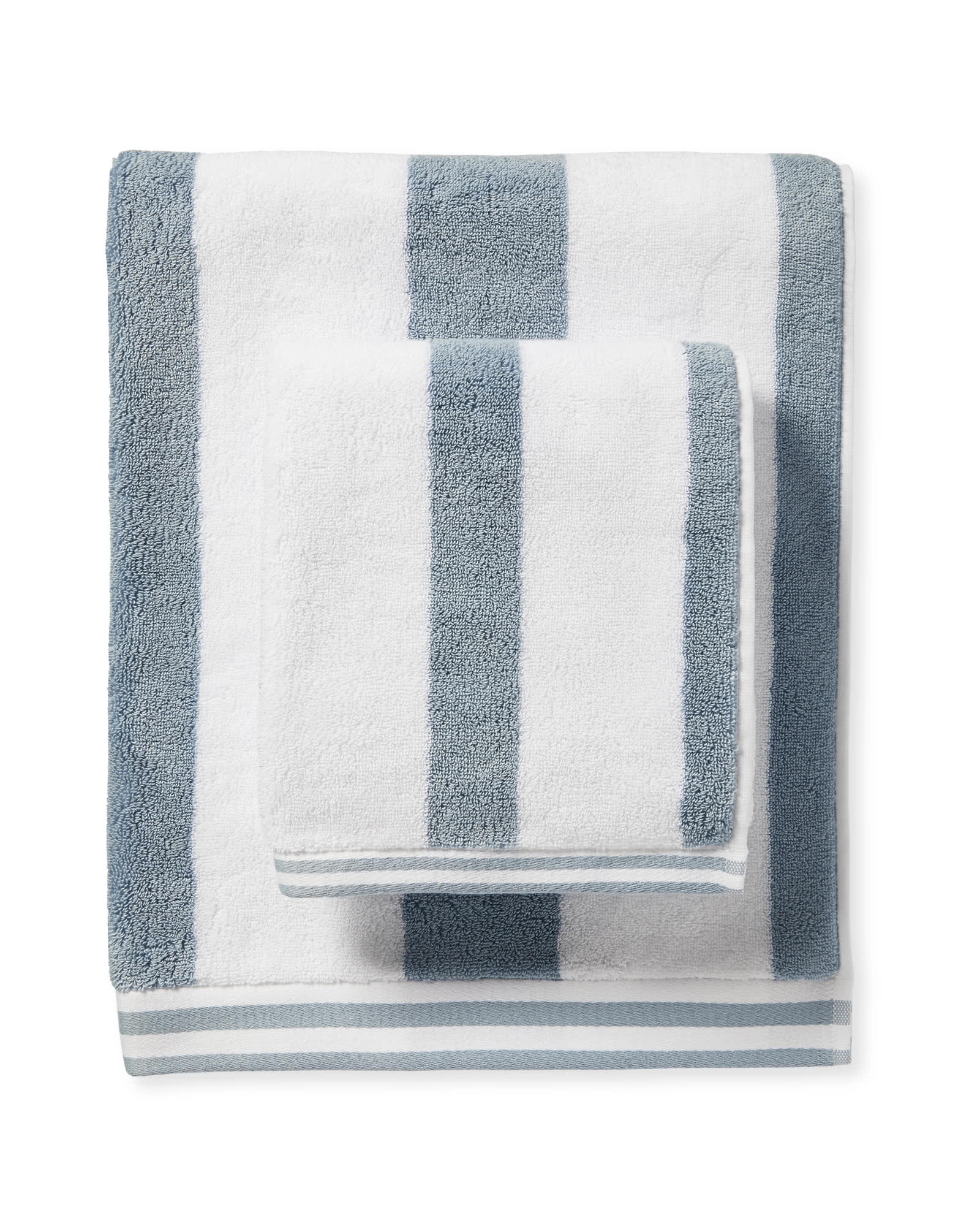 Beach Club Bath Collection, Coastal Blue