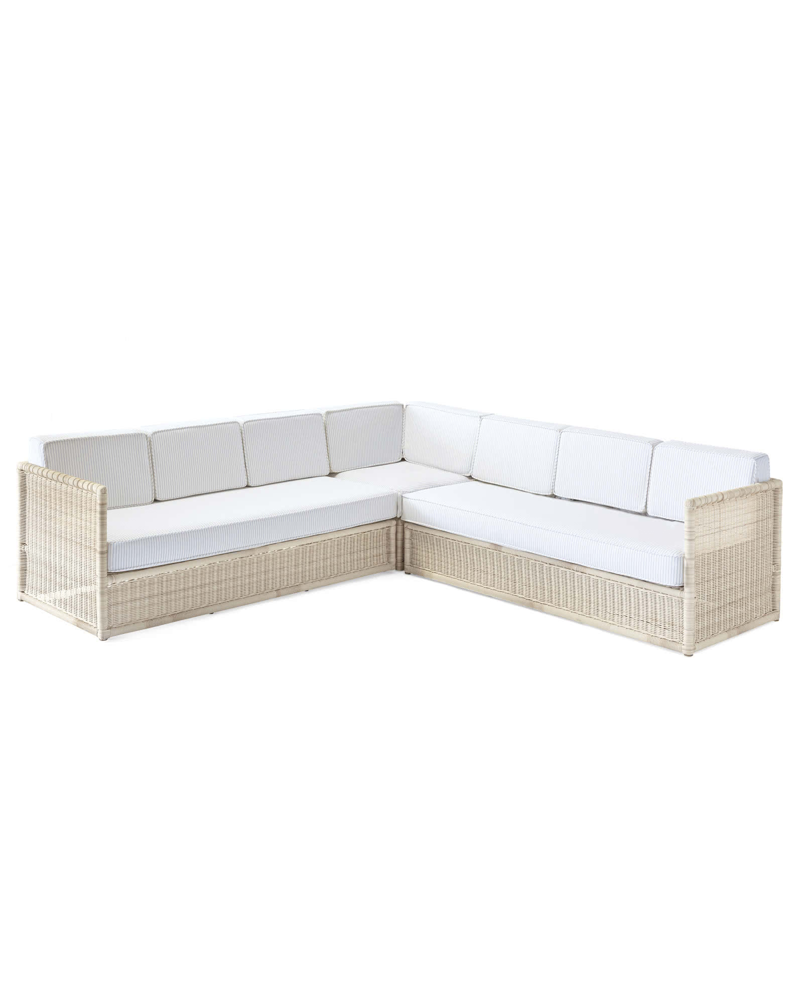 Pacifica Corner Sectional Driftwood Serena & Lily