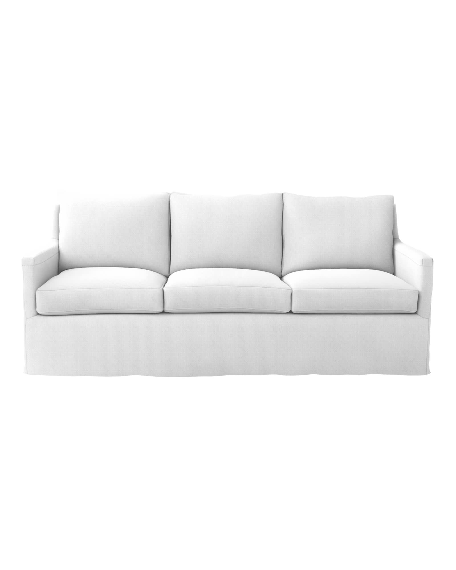 Spruce Street 3-Seat Sofa - Slipcovered
