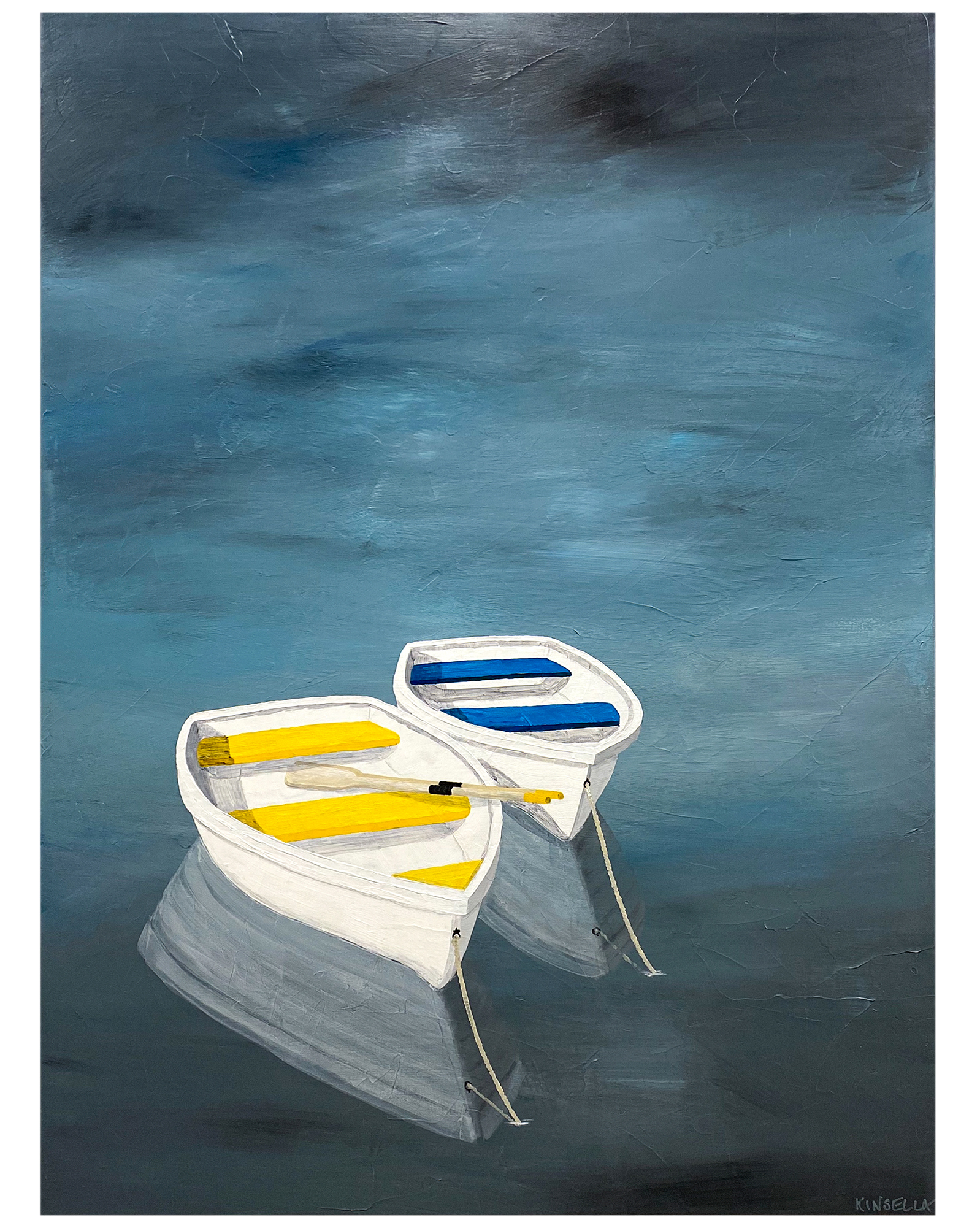 """""""Shimmering in the Light"""" by Susan Kinsella,"""