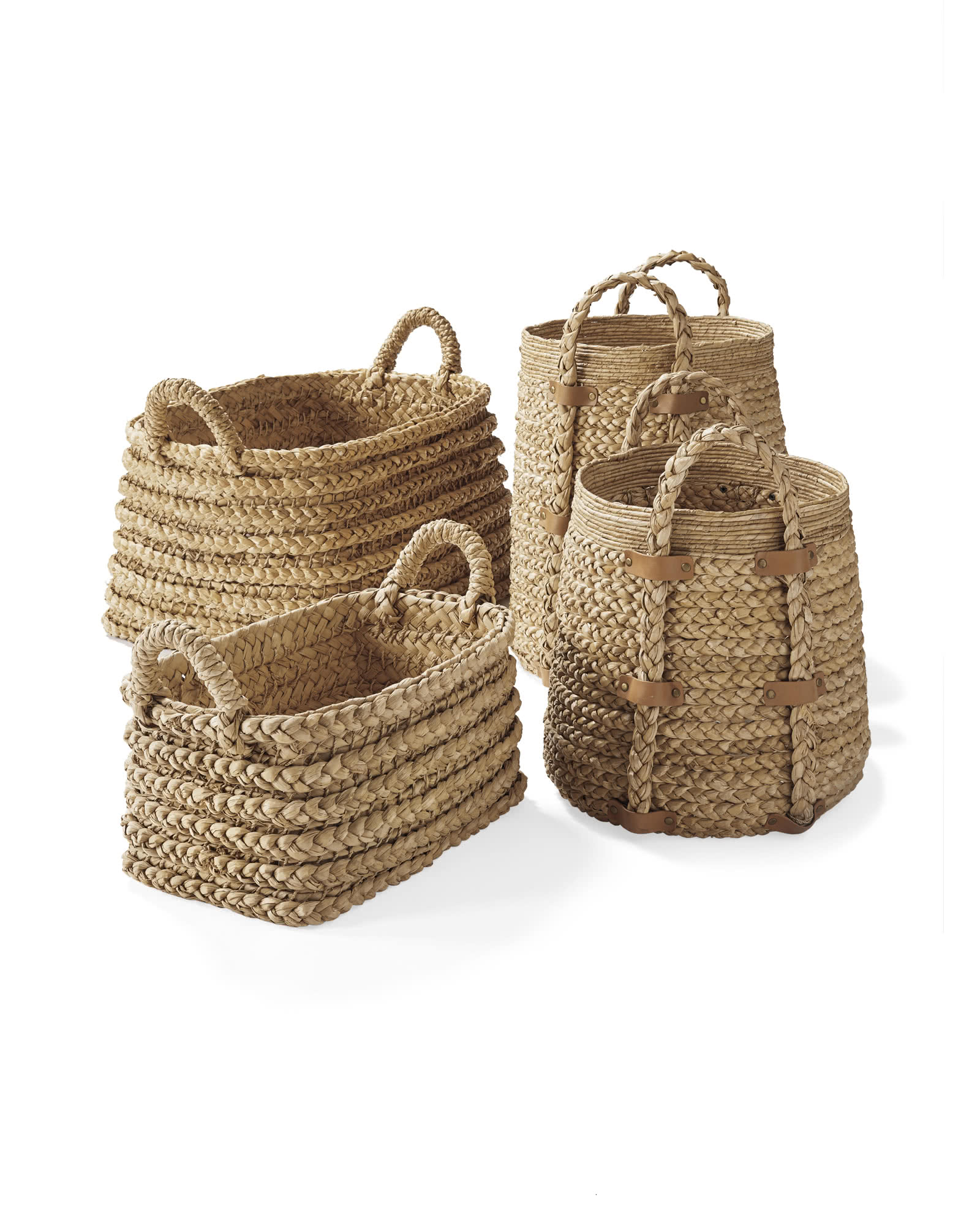 Olema Seagrass Baskets,