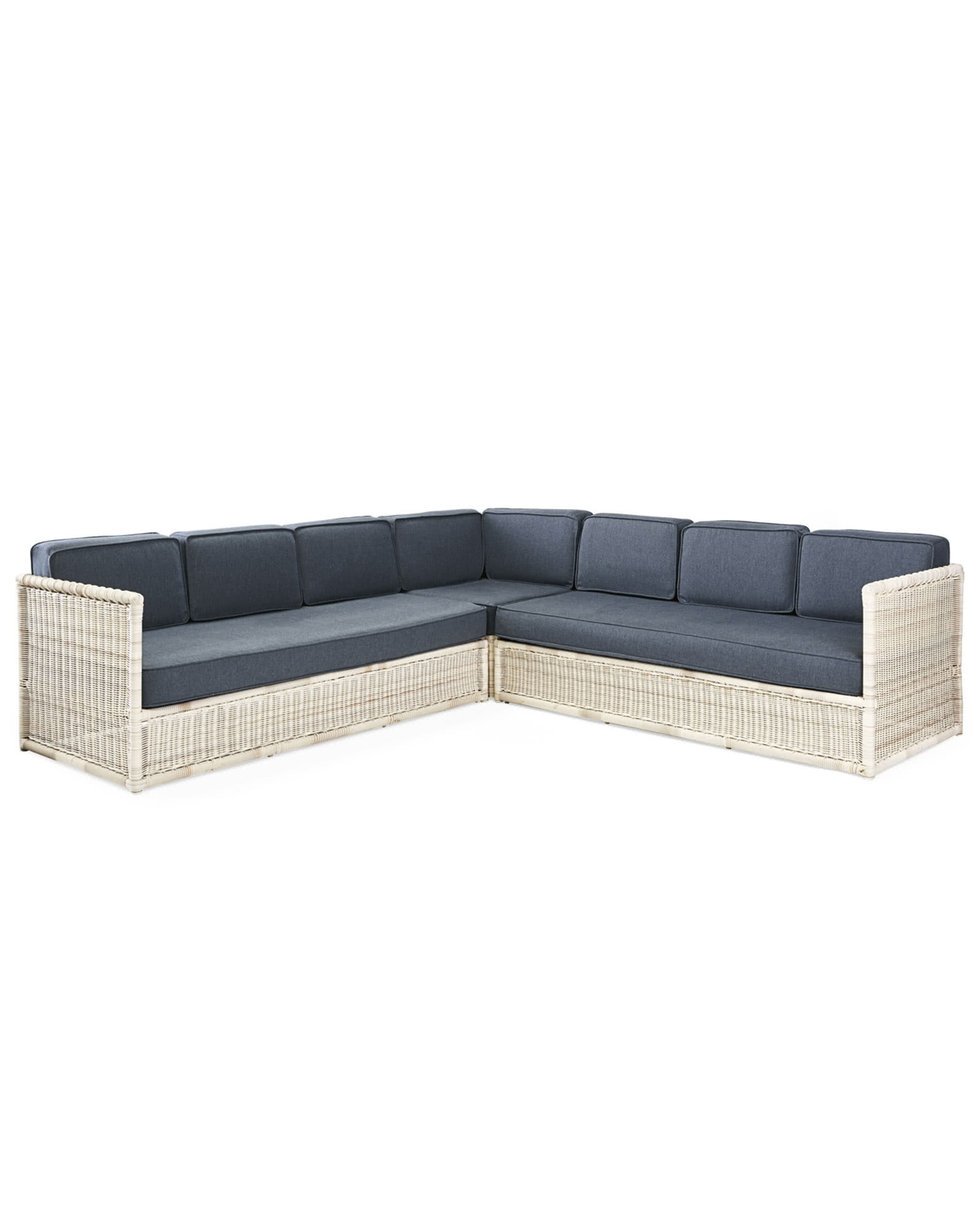 Pacifica Corner Sectional - Driftwood