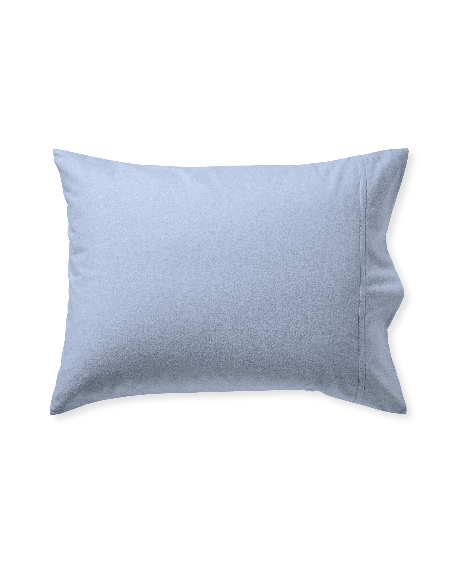 Alpine Flannel Pillowcases (Extra Set of 2), Chambray