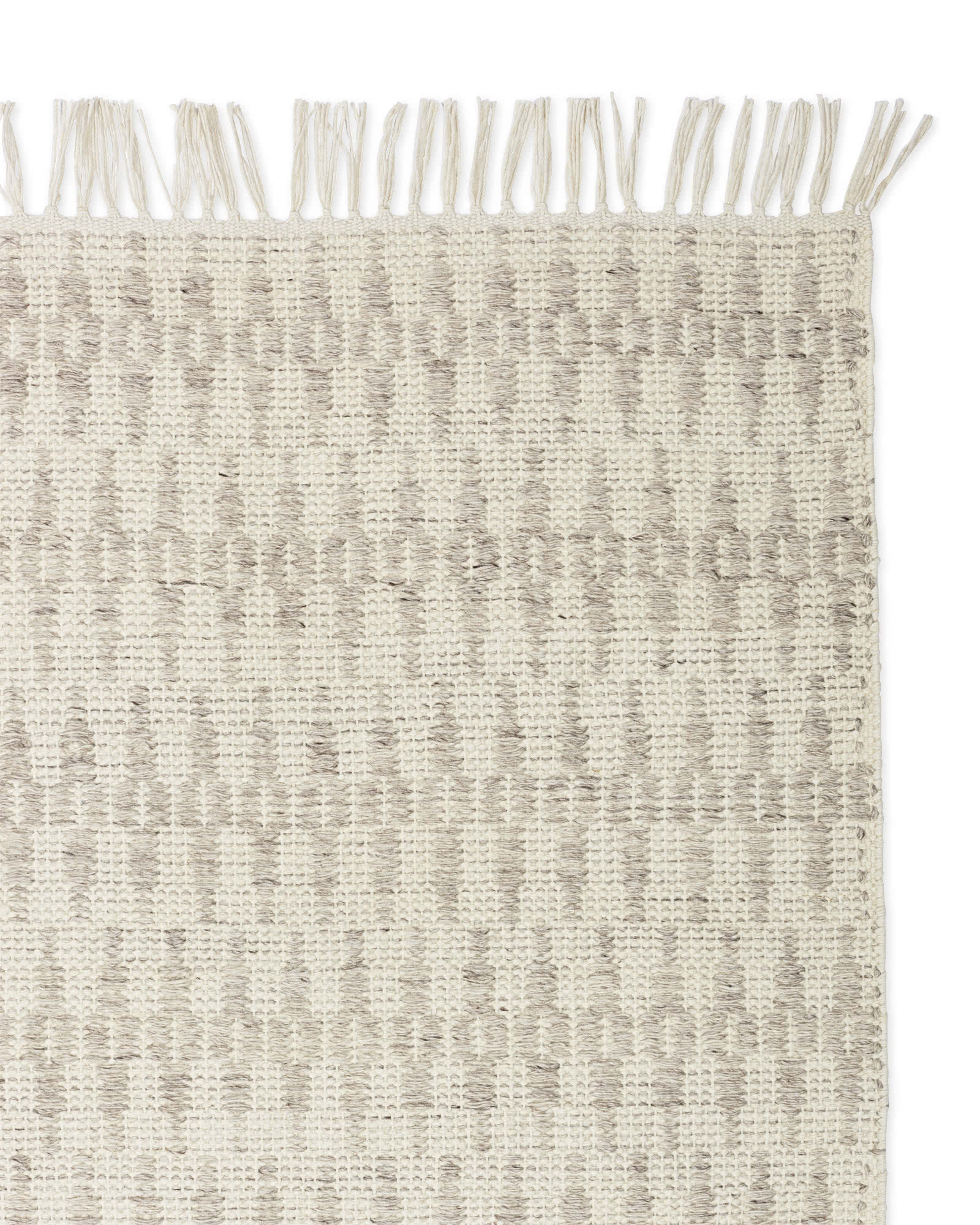 South Shore Rug Swatch, Oyster