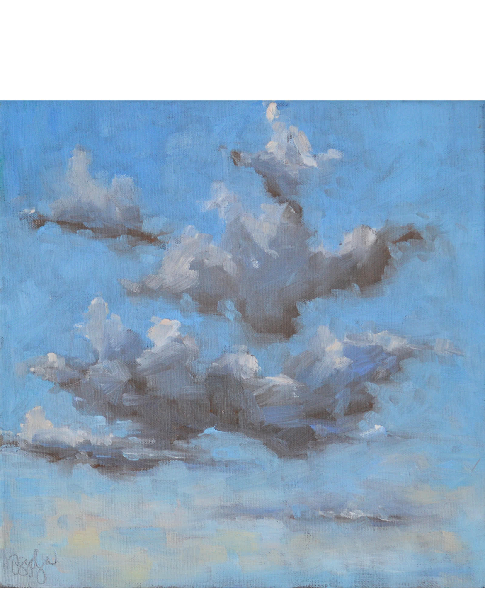 """I've Never Looked At Clouds This Way"" by Lauren Ossolinski,"