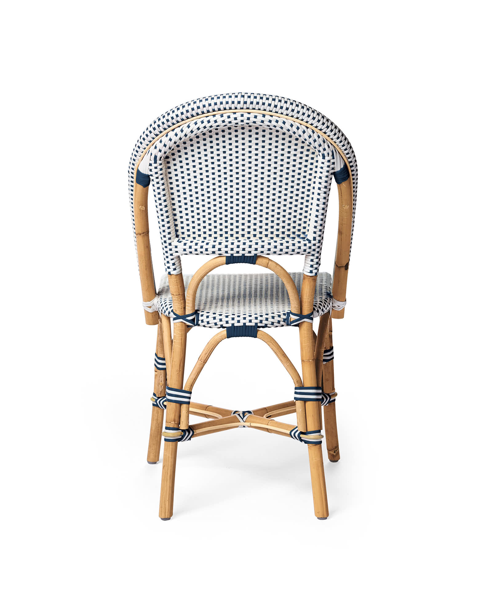 Riviera Side Chair, Navy
