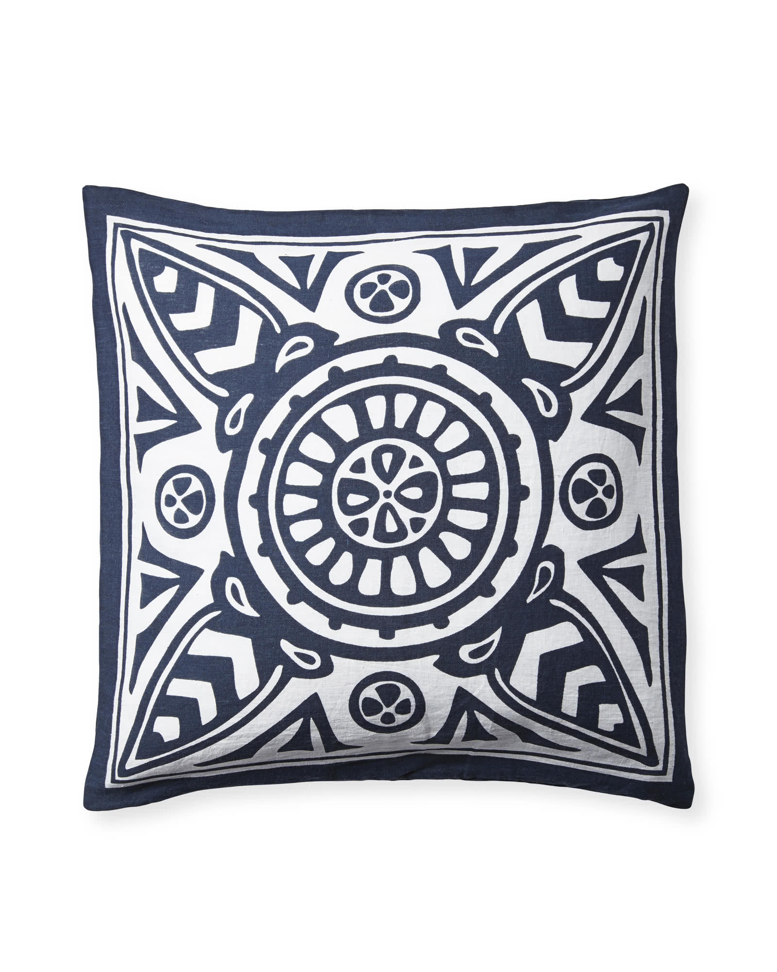 Medallion Pillow Cover Serena Lily # Muebles Cover Decoracion