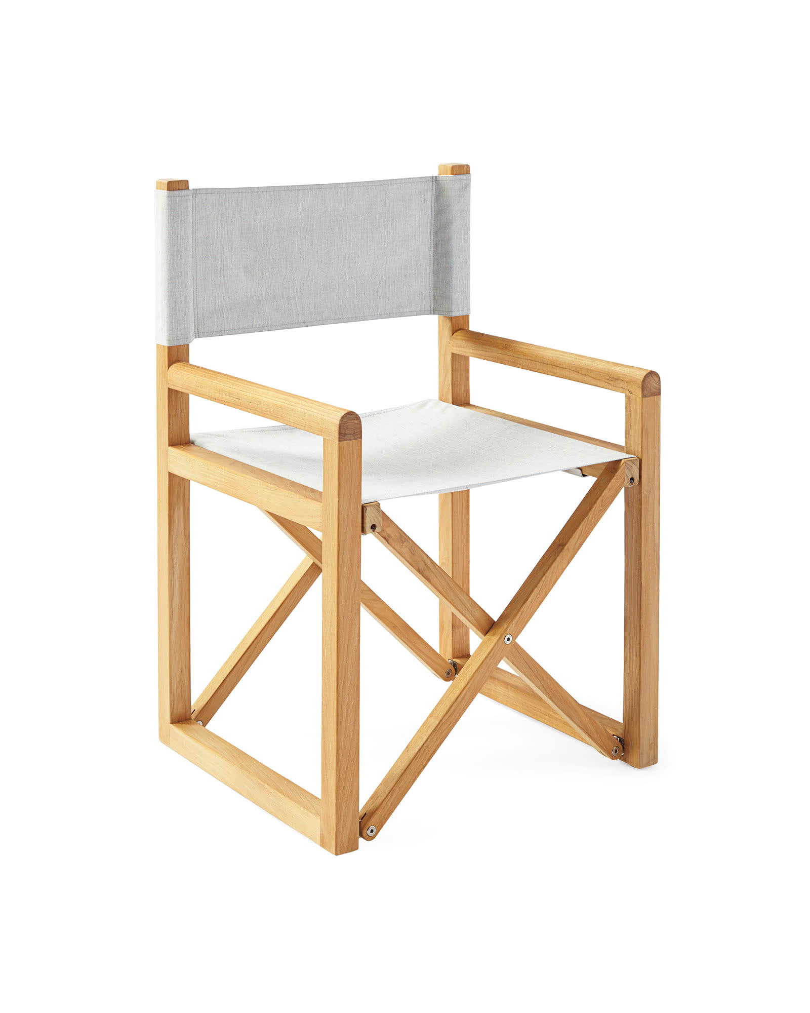 Director's Chair, Platinum Canvas