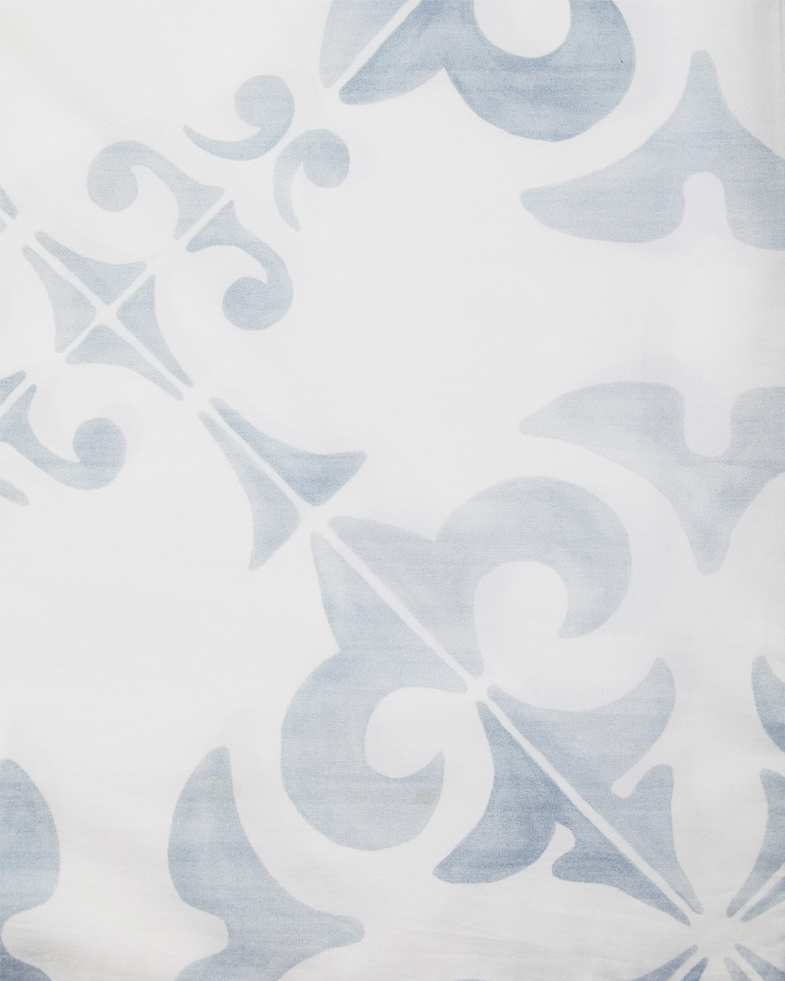 Wentworth Sheet Swatch, Coastal Blue