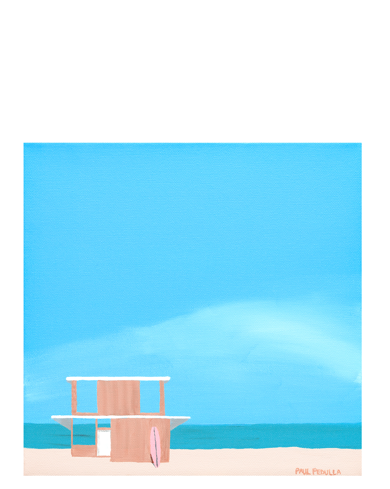 """Surfside"" by Paul Pedulla,"