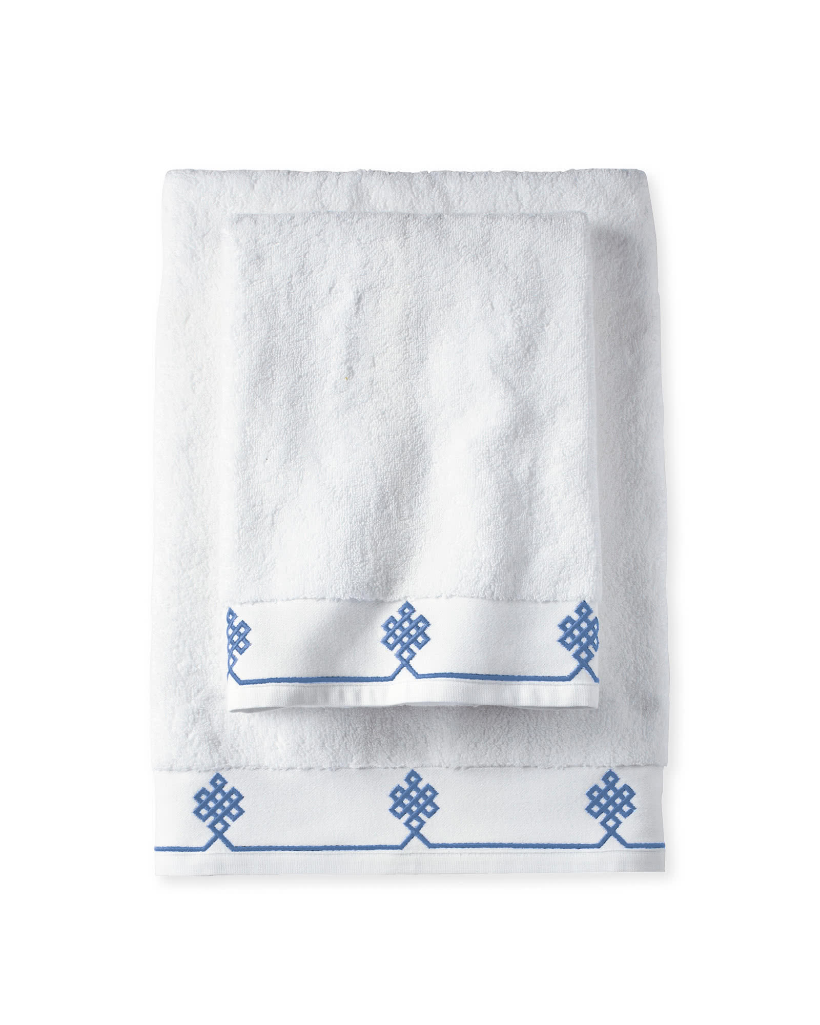 Gobi Bath Collection, French Blue