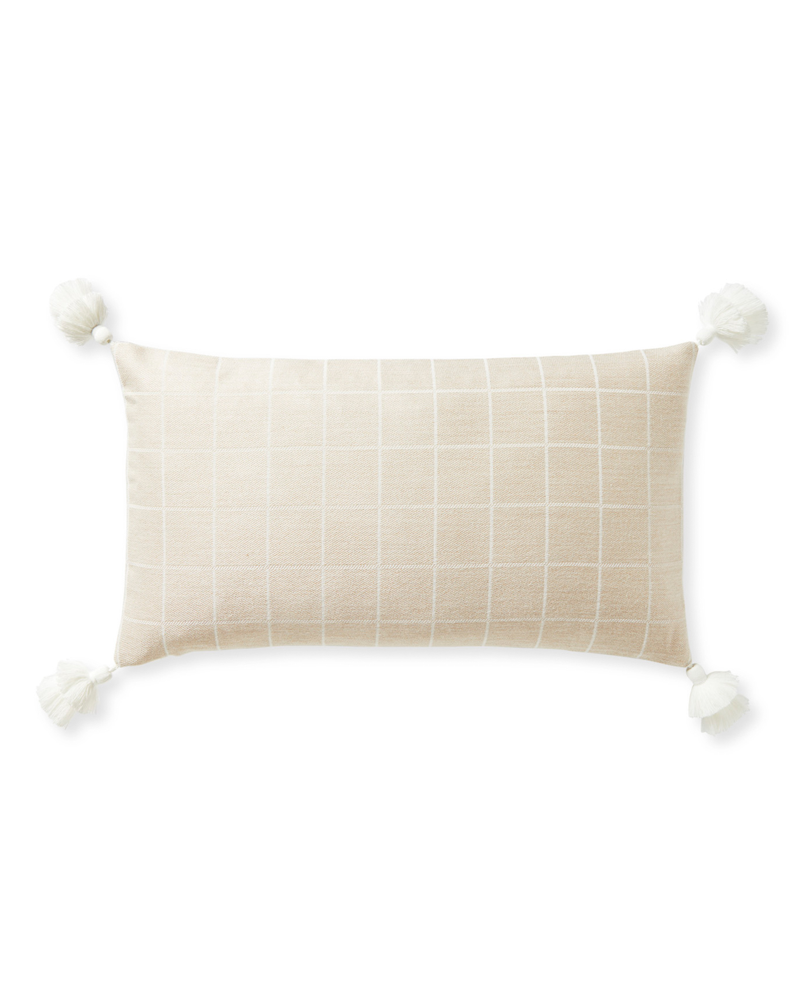 Mayne Pillow Cover, Sand