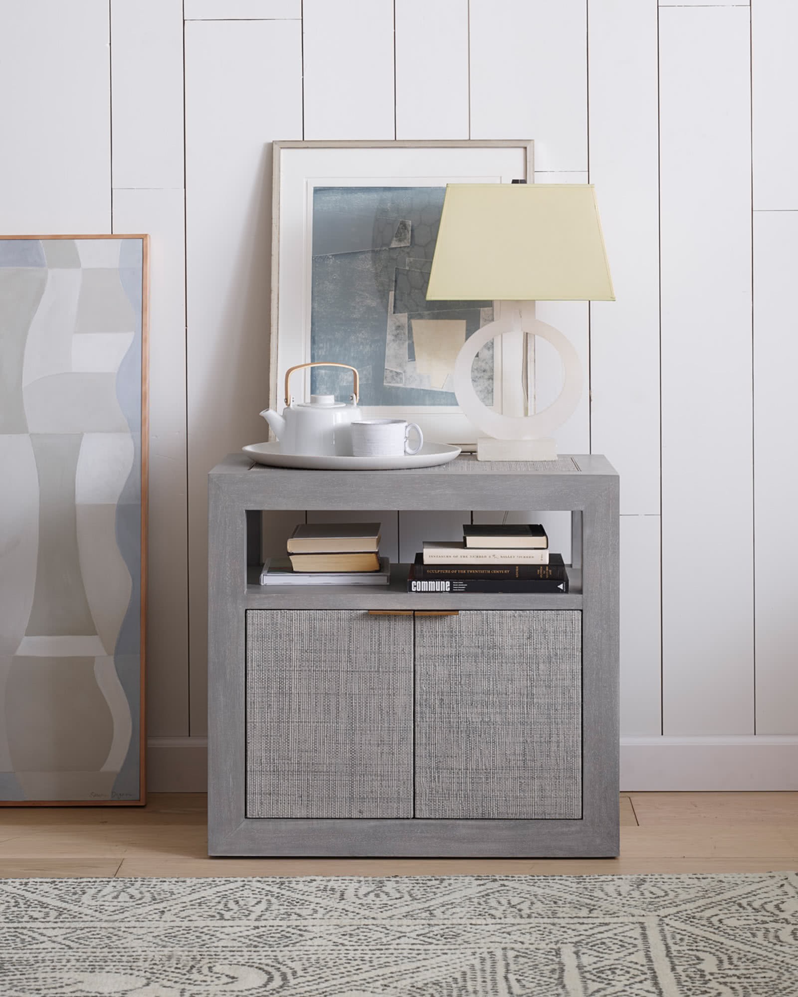 Mercer Nightstand,
