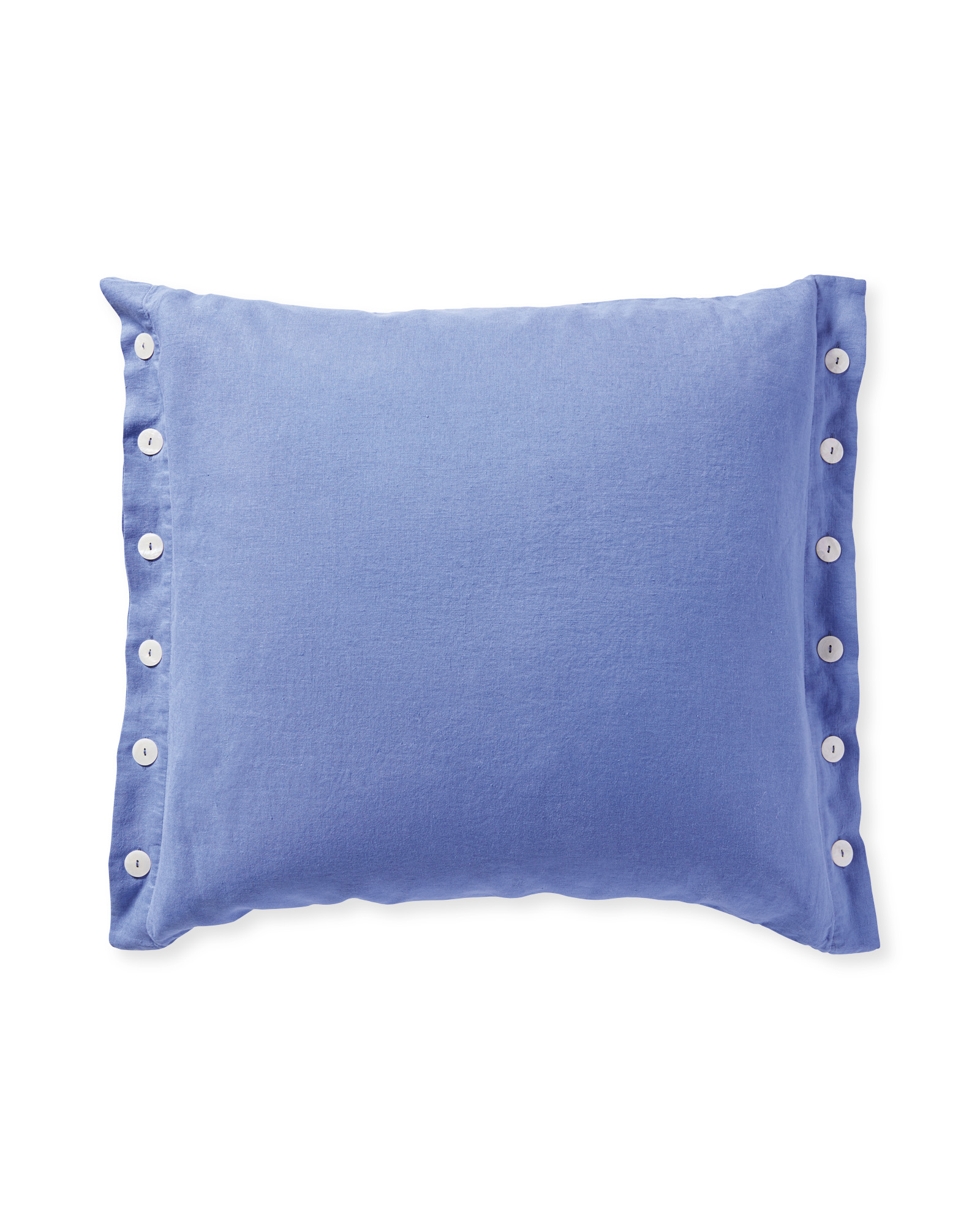 Boothbay Pillow Cover, French Blue