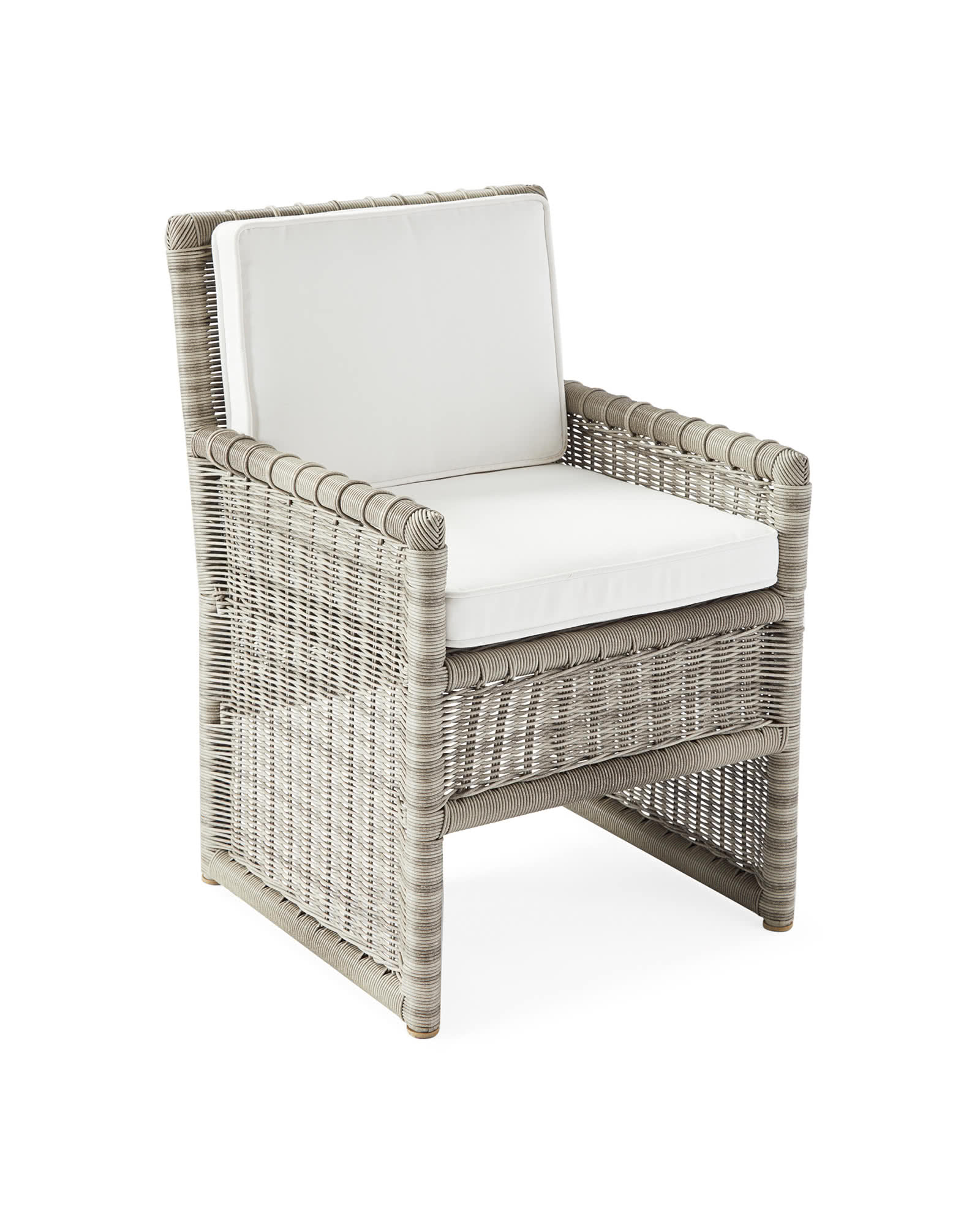 Pacifica Dining Chair - Harbor Grey,