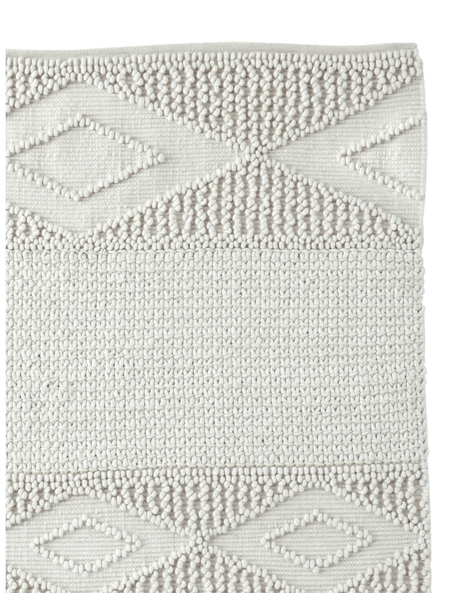 Macram Eacute Wool Rug Swatch