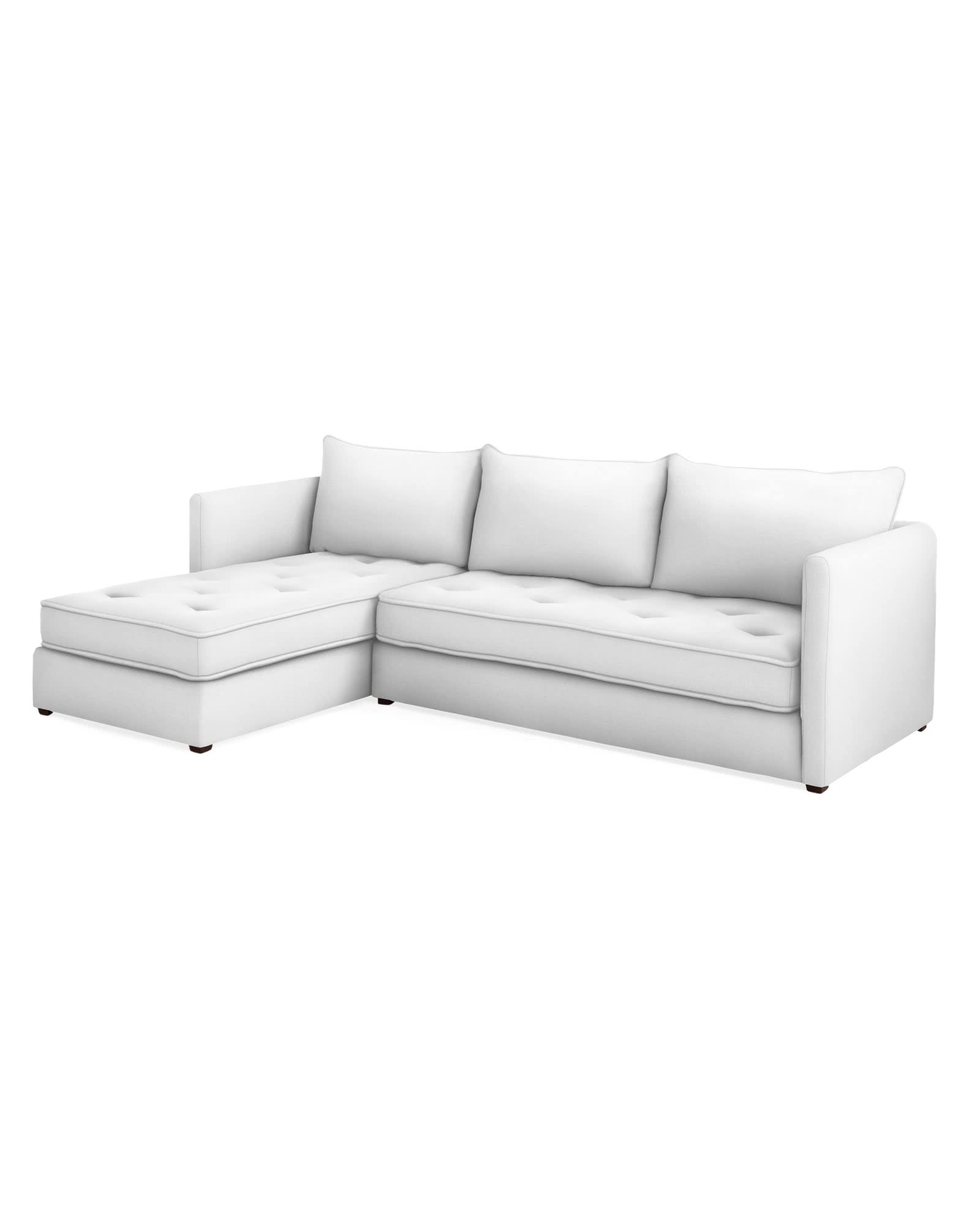 Bennett Chaise Sectional - Left Facing,