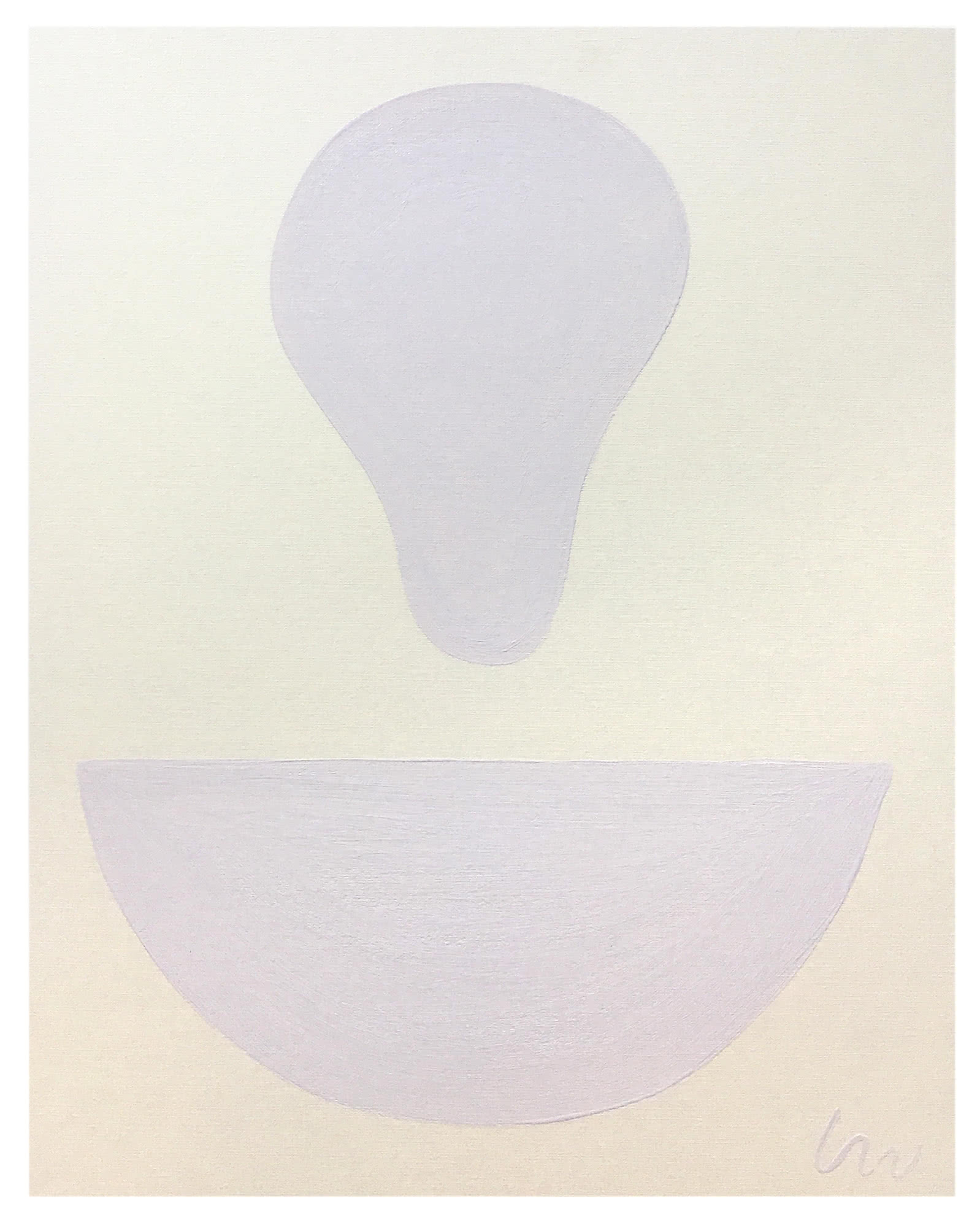"""""""Lavender Moon 2"""" by Whitney Stoddard,"""