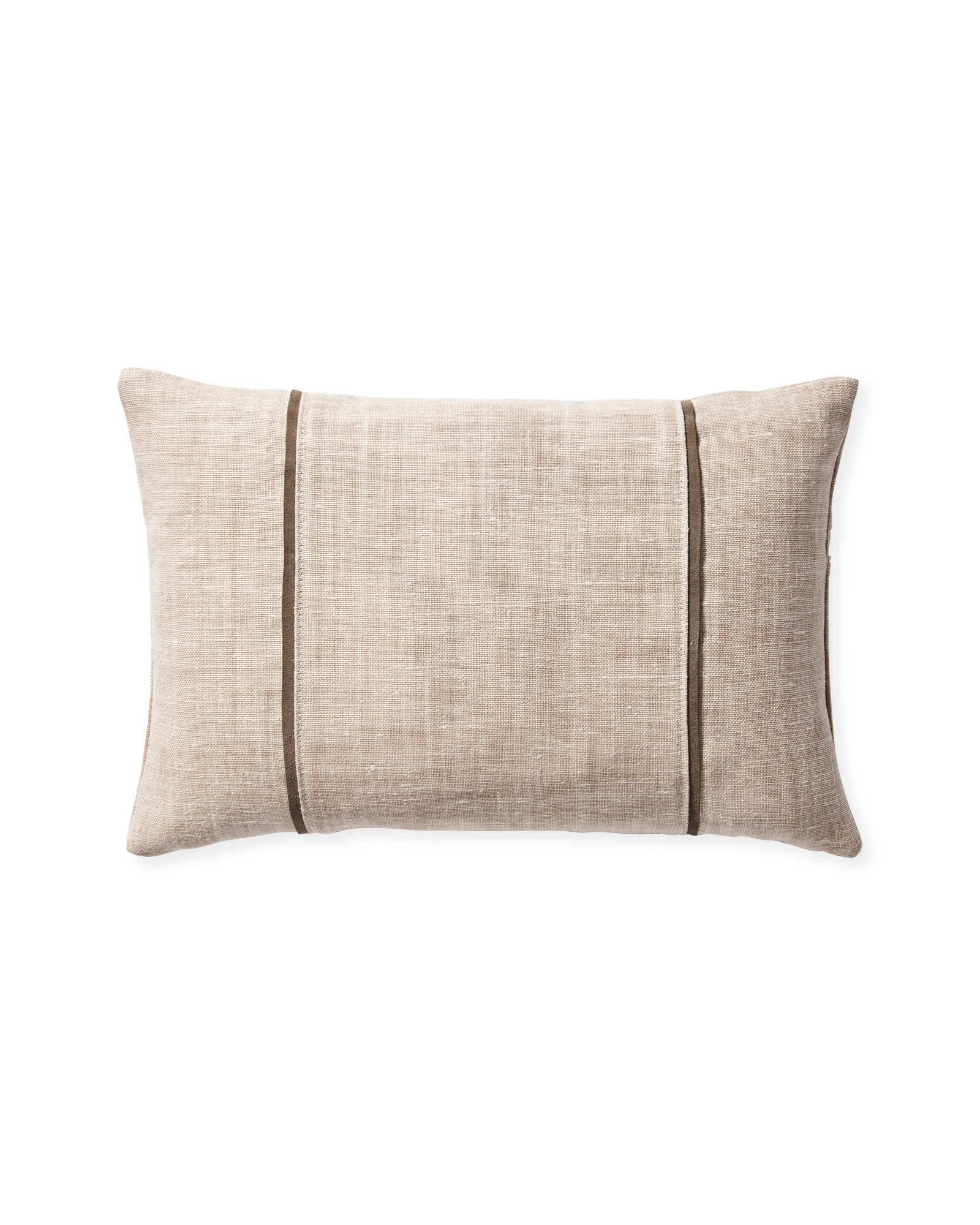 Kentfield Pillow Cover, Pink Sand