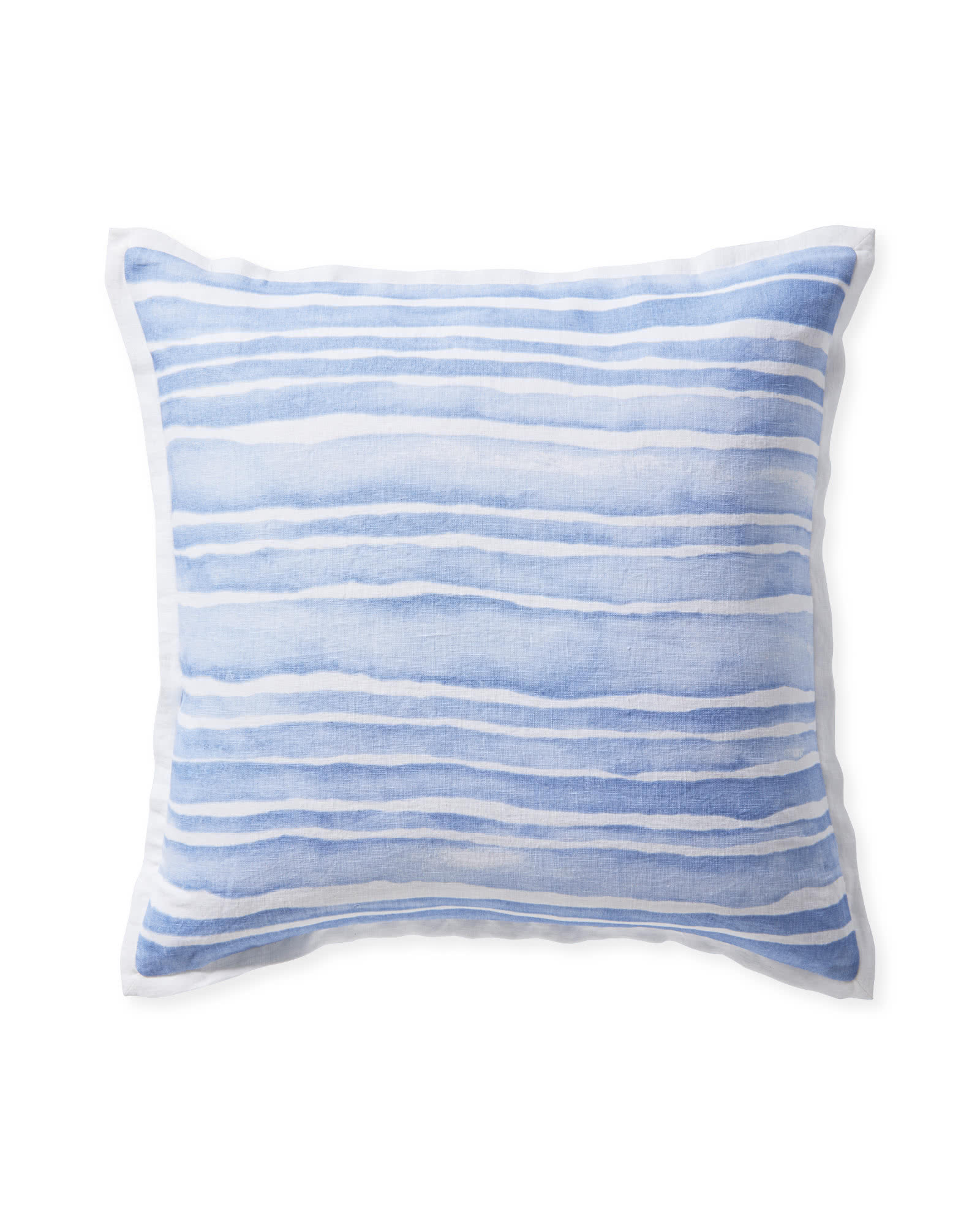 Cove Pillow Cover, French Blue