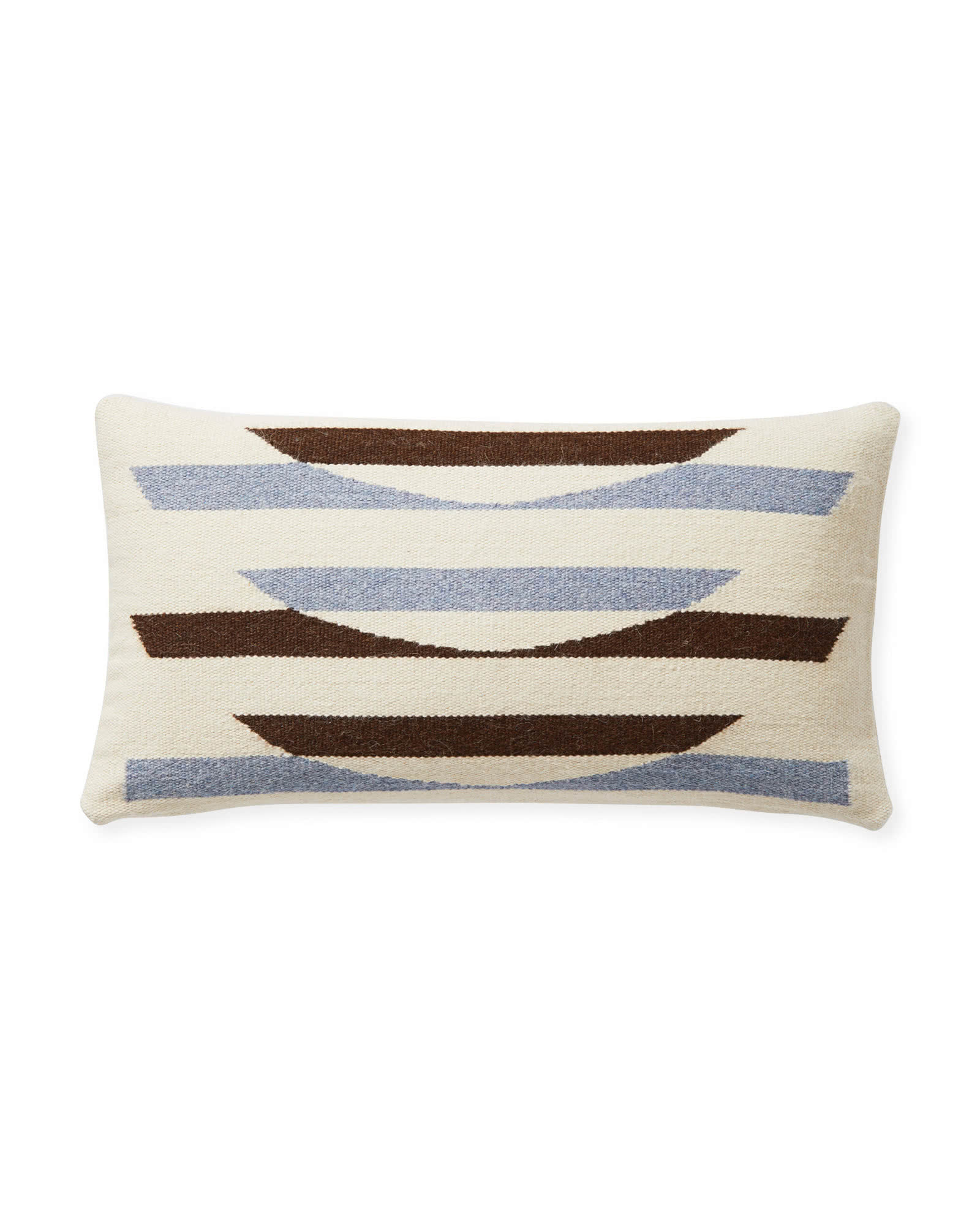 Rosewood Pillow Cover, Earth/Sky