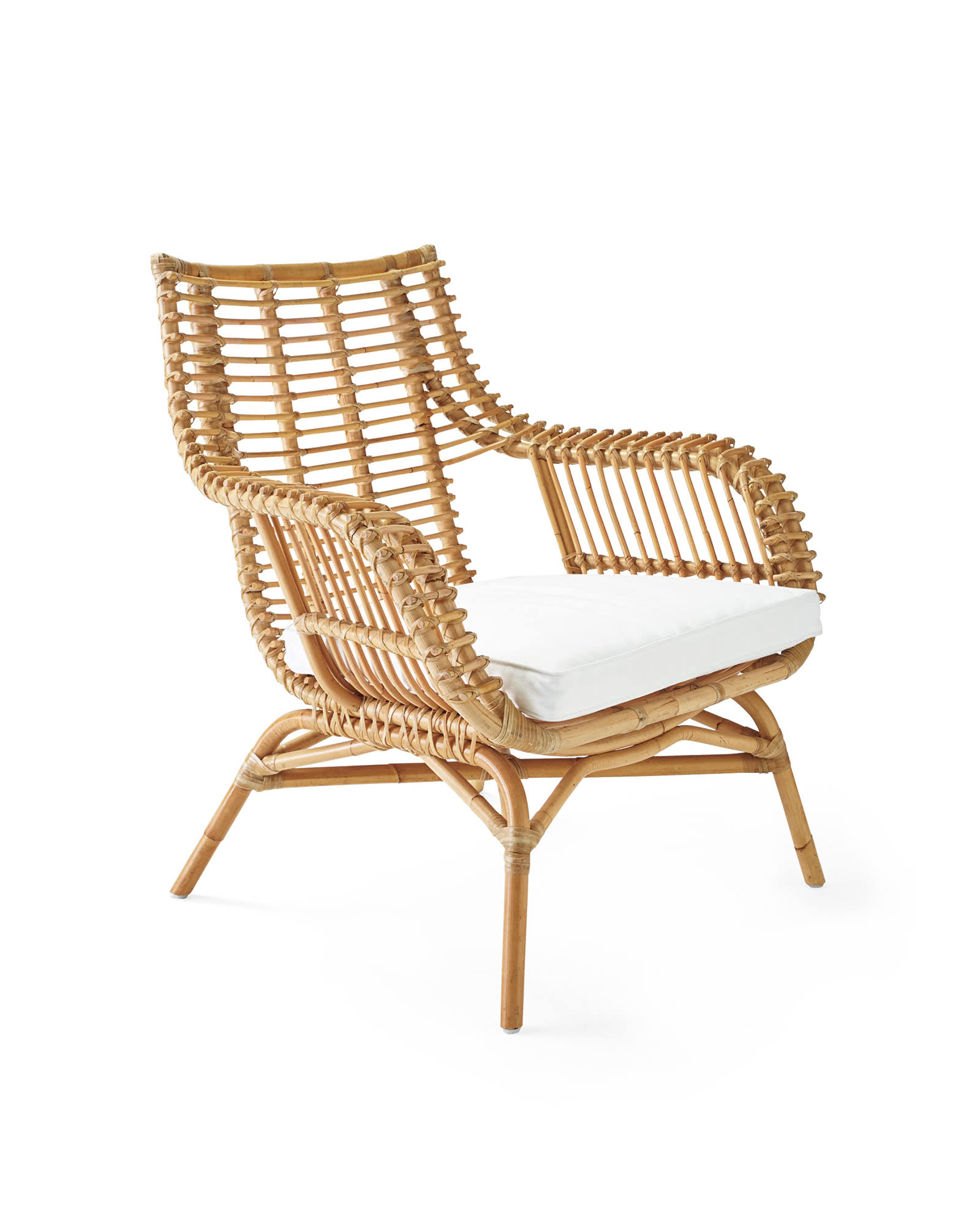 Merveilleux Venice Rattan Chair Cushion,