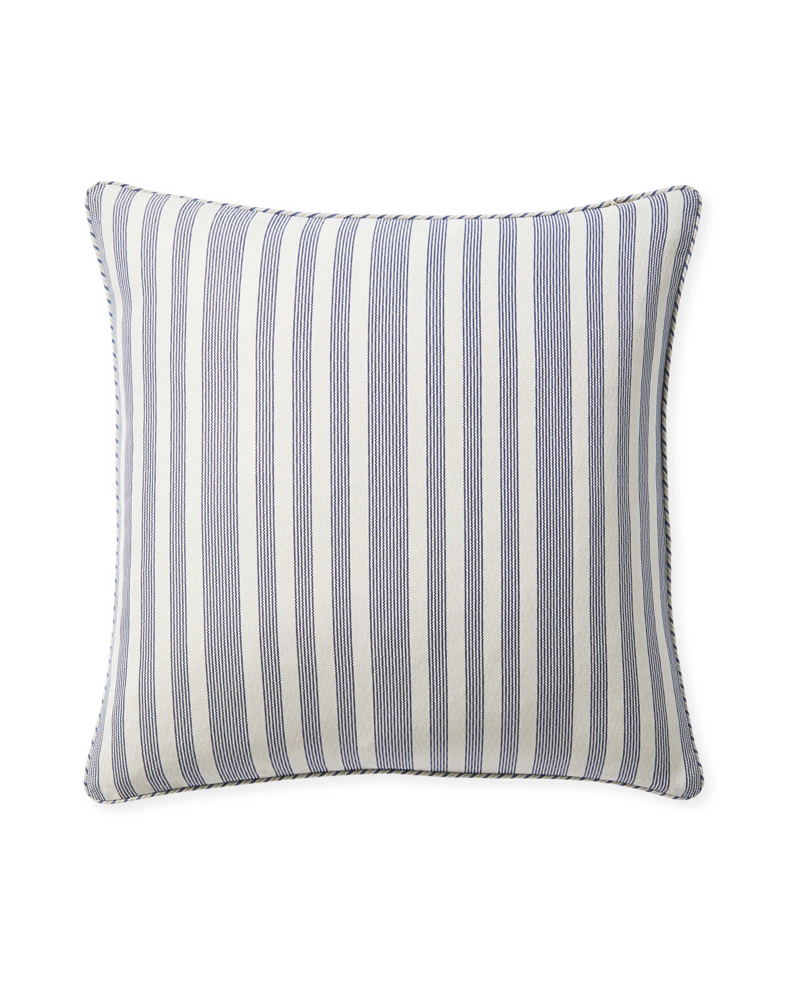 Perennials® Portside Stripe Outdoor Pillow Cover,