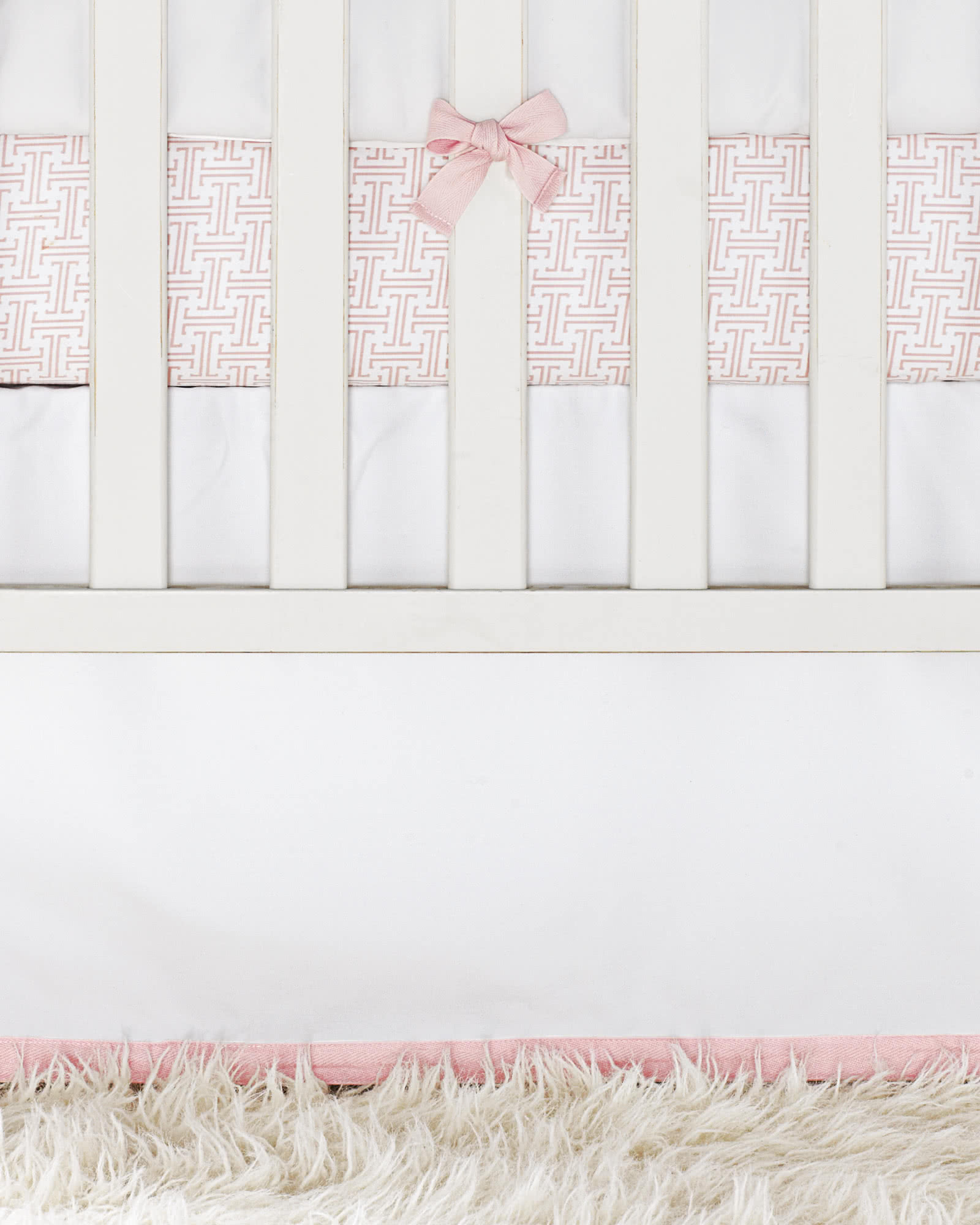 Nursery Basics Crib Skirt