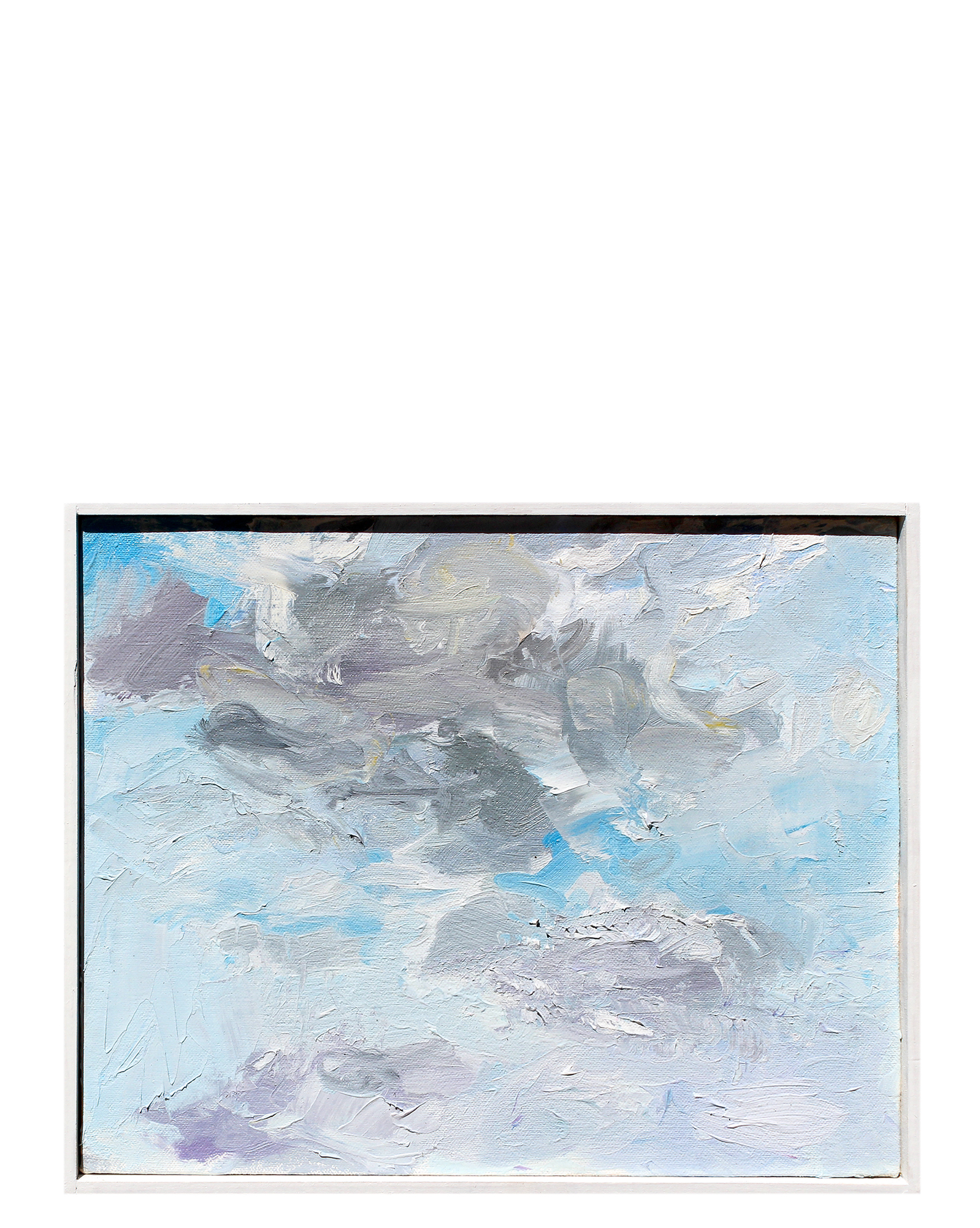 """""""Afternoon Clouds"""" by John Bucklin,"""