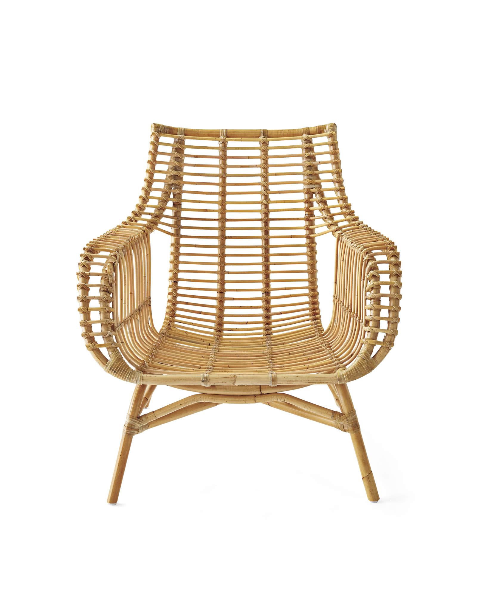 Venice Rattan Chair - Natural,