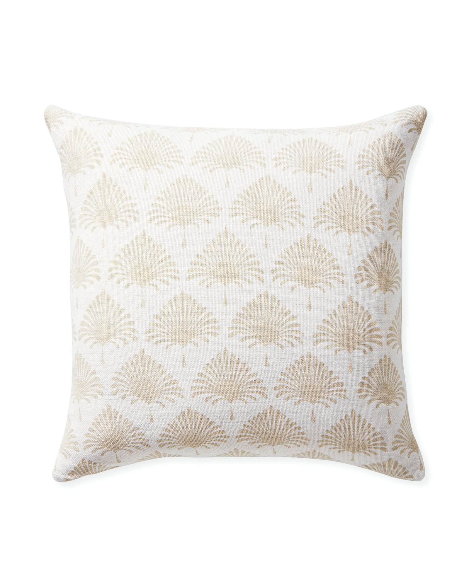 Paloma Pillow Cover, Sand