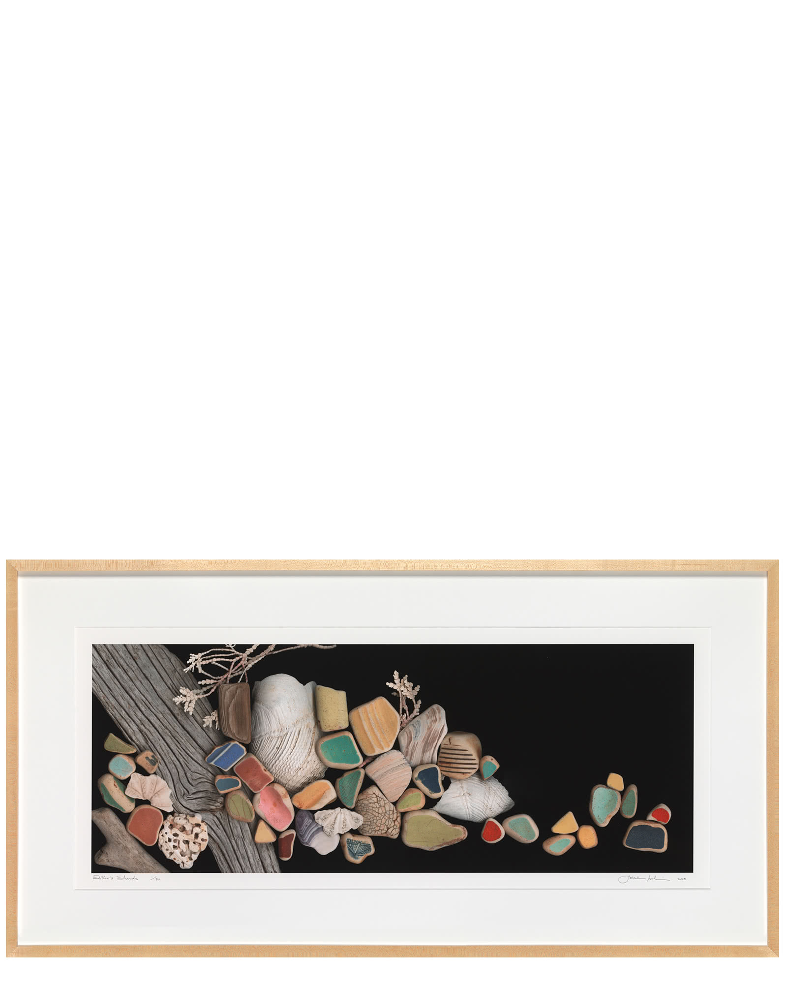 """""""Esther's Shards"""" by Josie Iselin,"""