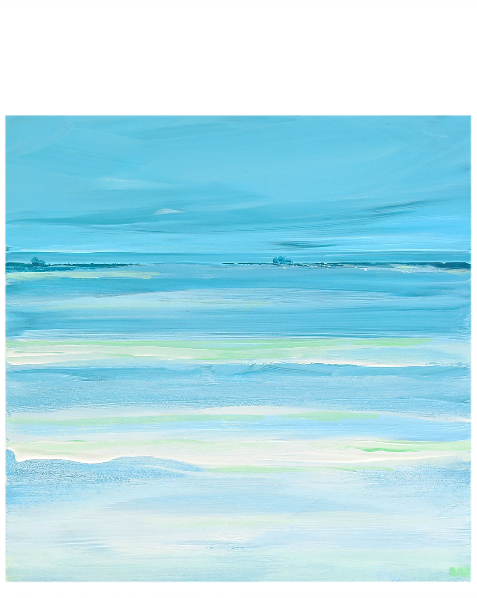 """Ocean Memories 126"" by Laurie Winthers,"
